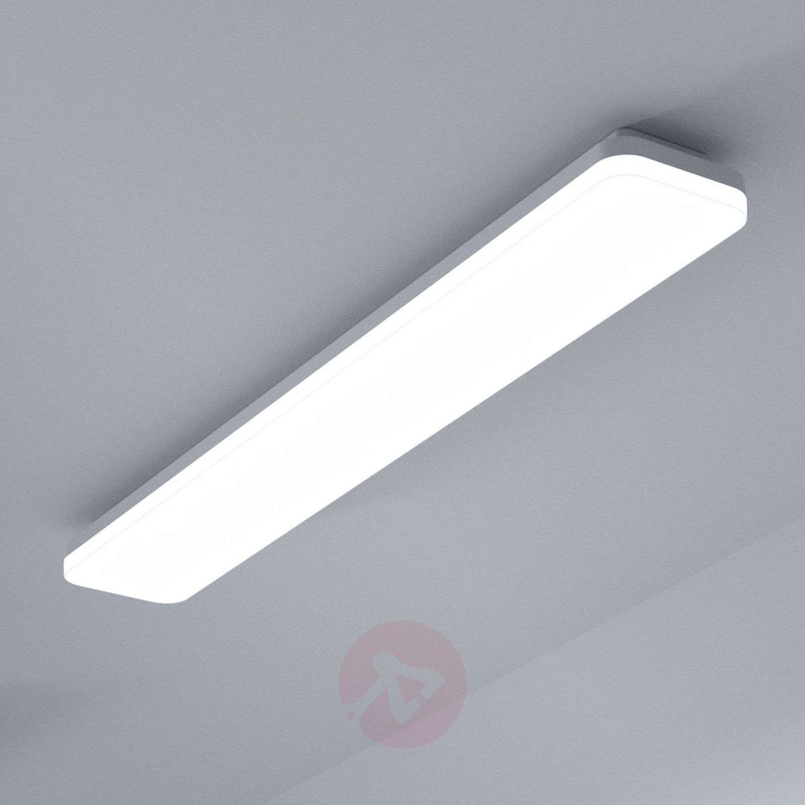 LED ceiling lamp Tamias w. sensor, 4000K IP44 90cm-9642007-04