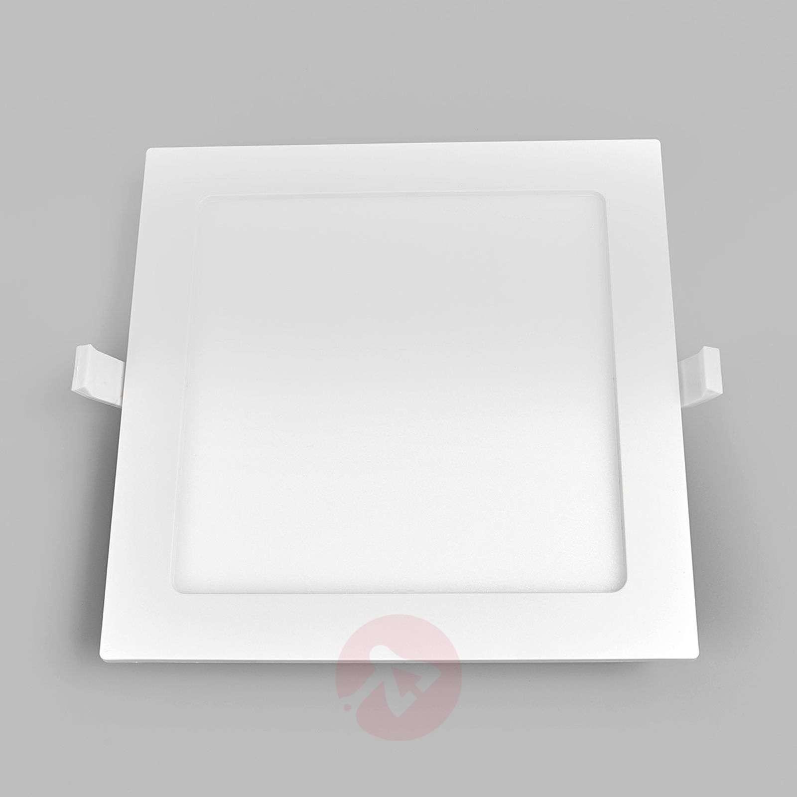 LED ceiling light Feva for bathrooms, IP44, 16 W-9978018-020