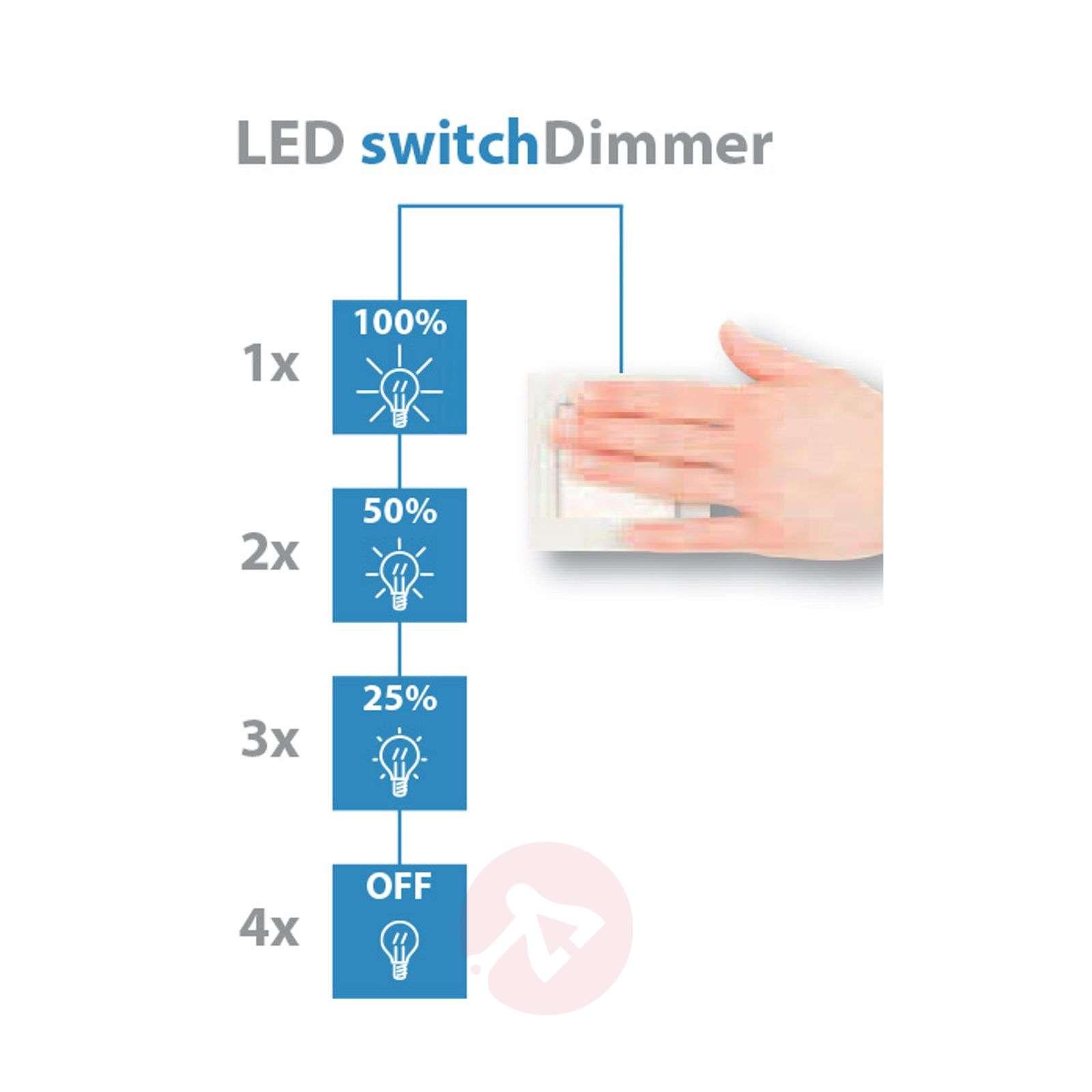 LED ceiling light Gemma In stripe design-9005317-01