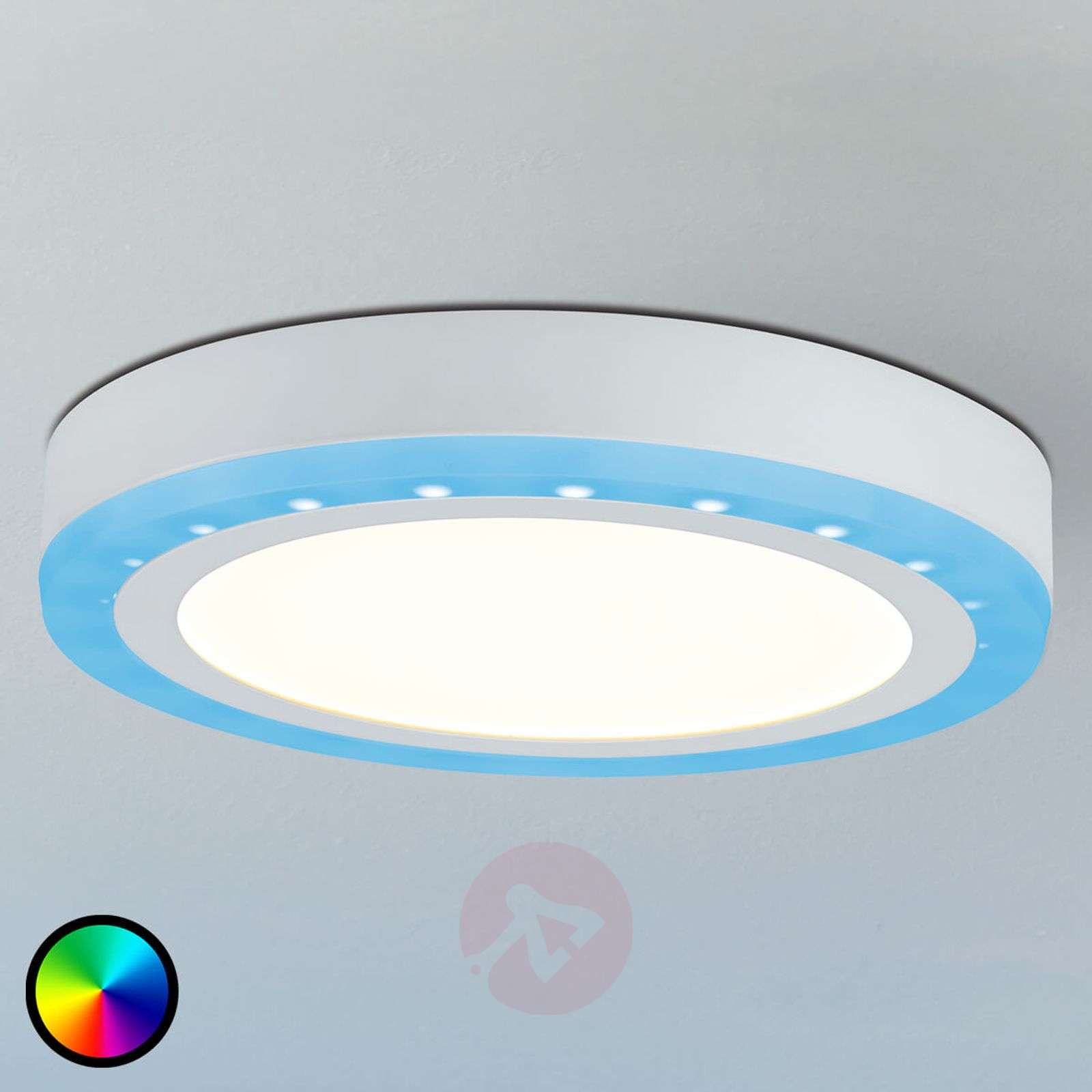 Colour Changing Led Ceiling Lights Pranksenders