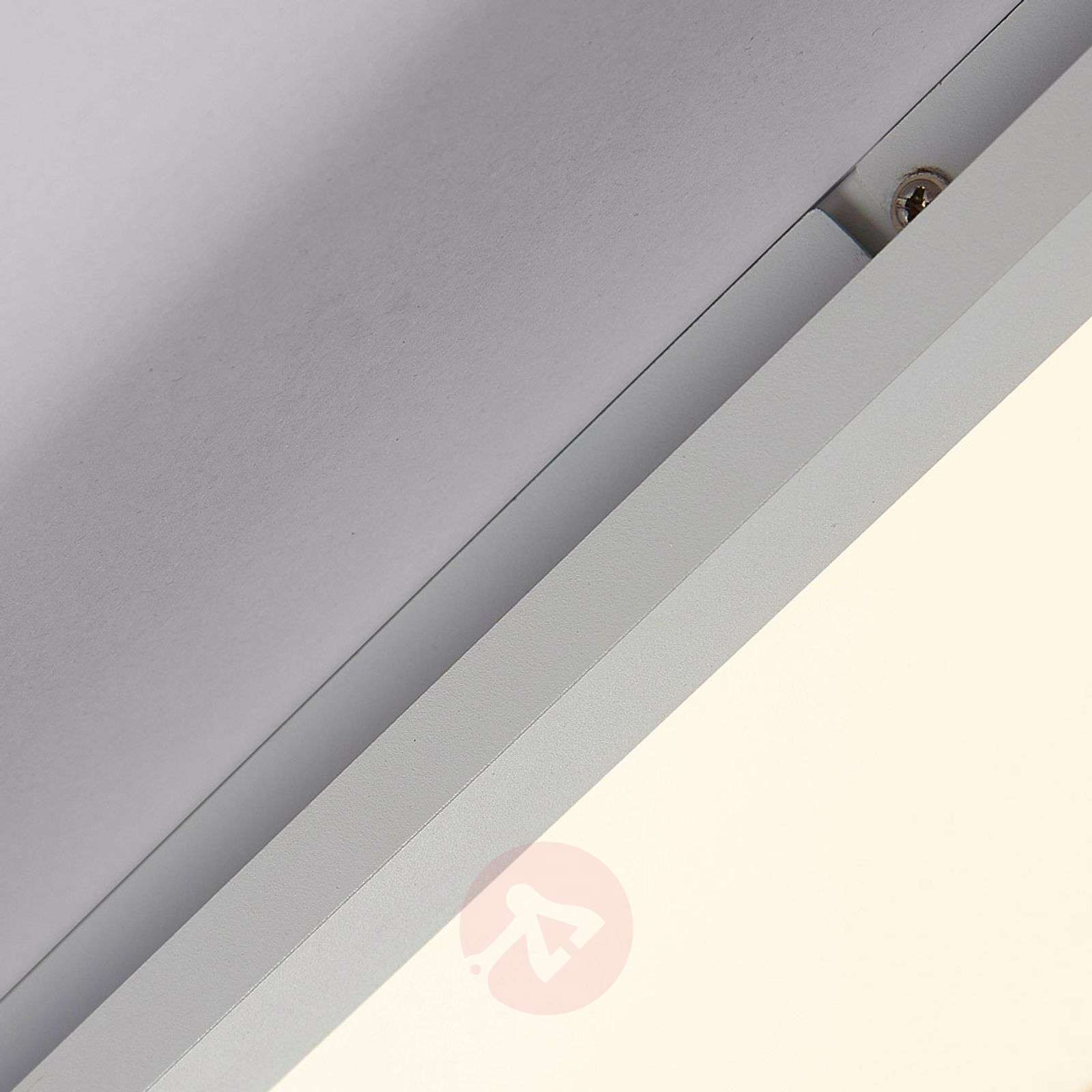 LED ceiling panel Enja, square-9621530-02
