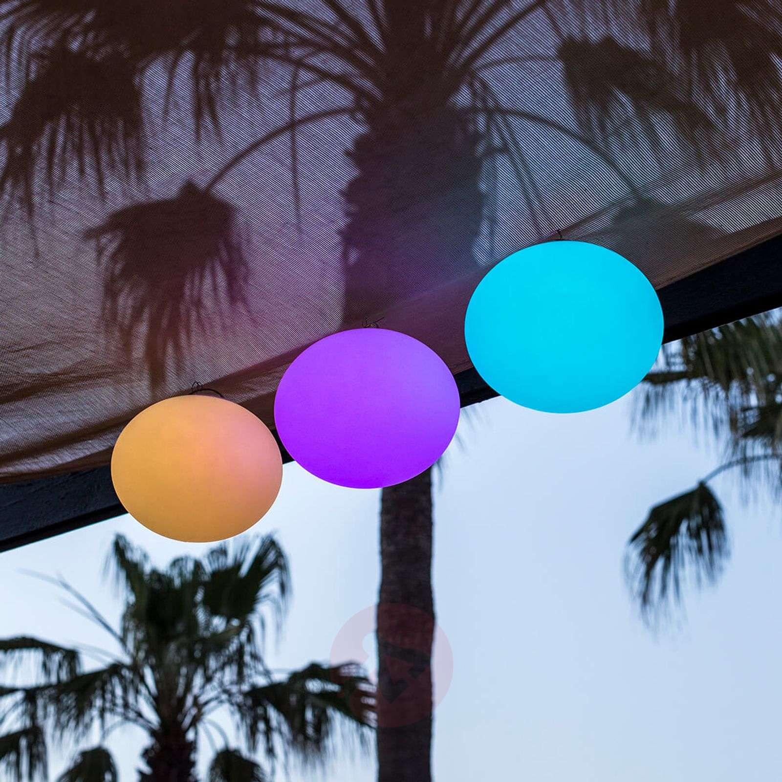 LED decorative light Flatball XXS IP68-8590034-01