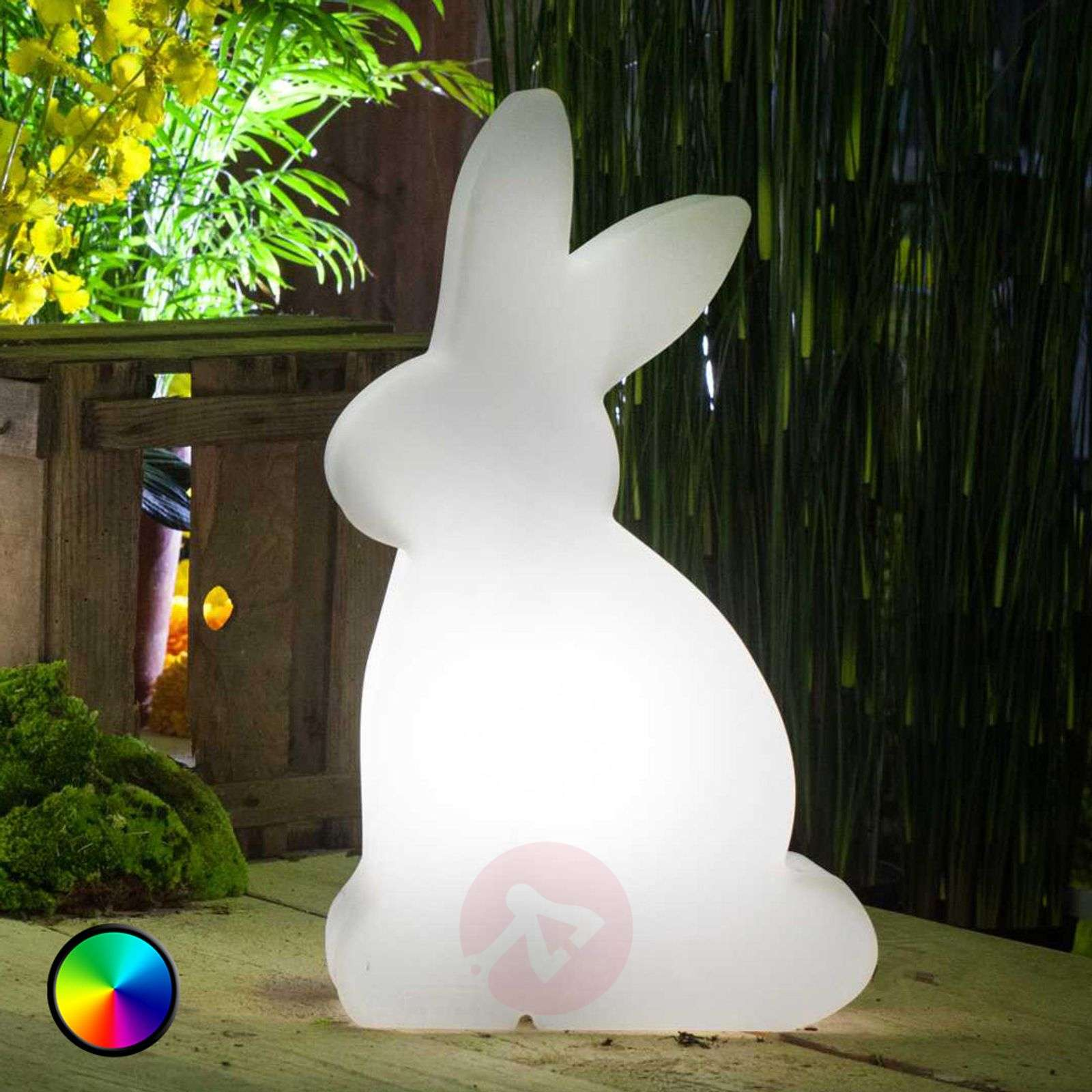 LED decorative light Shining Rabbit 50 cm-1004079-02