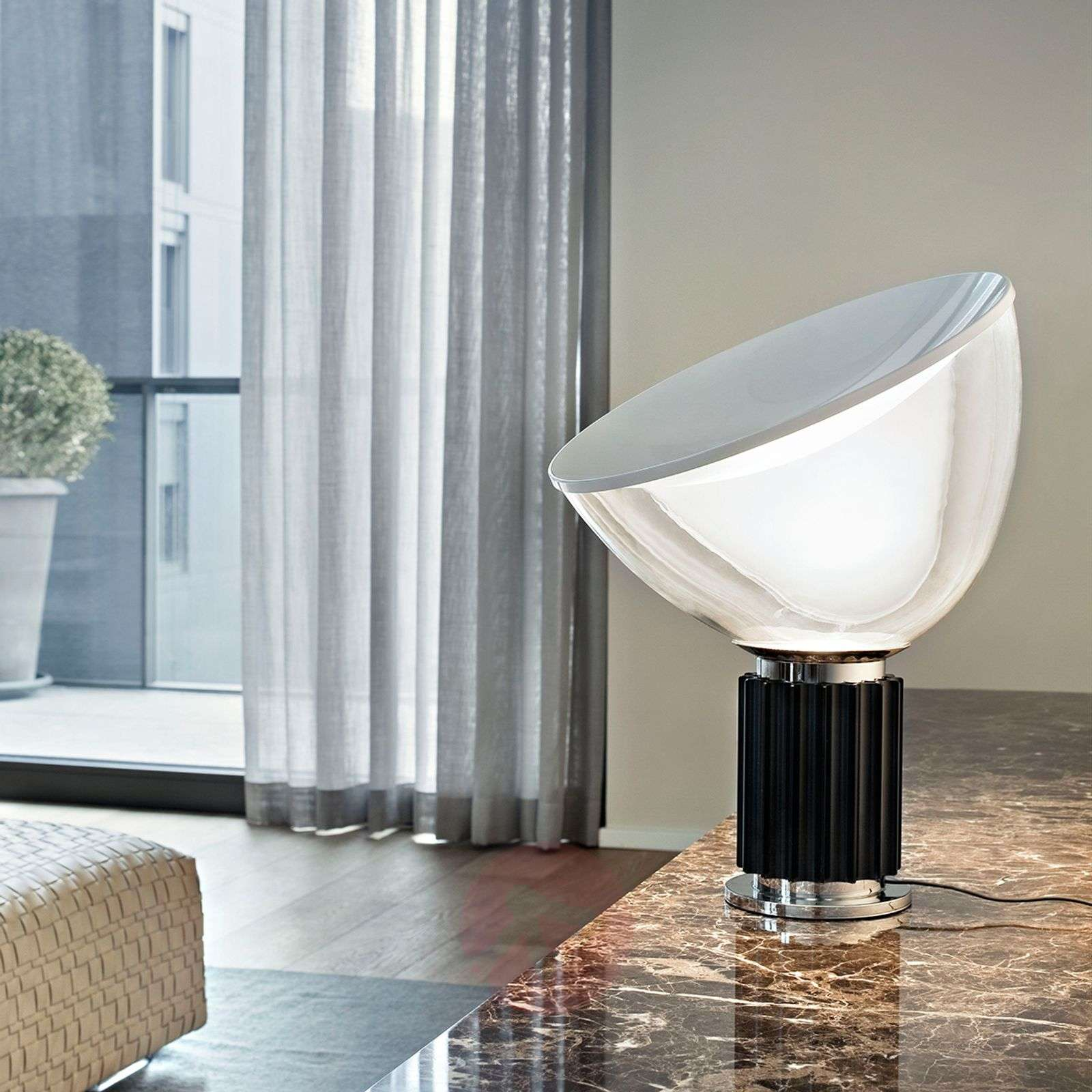 LED designer table lamp Taccia small-3510366X-03