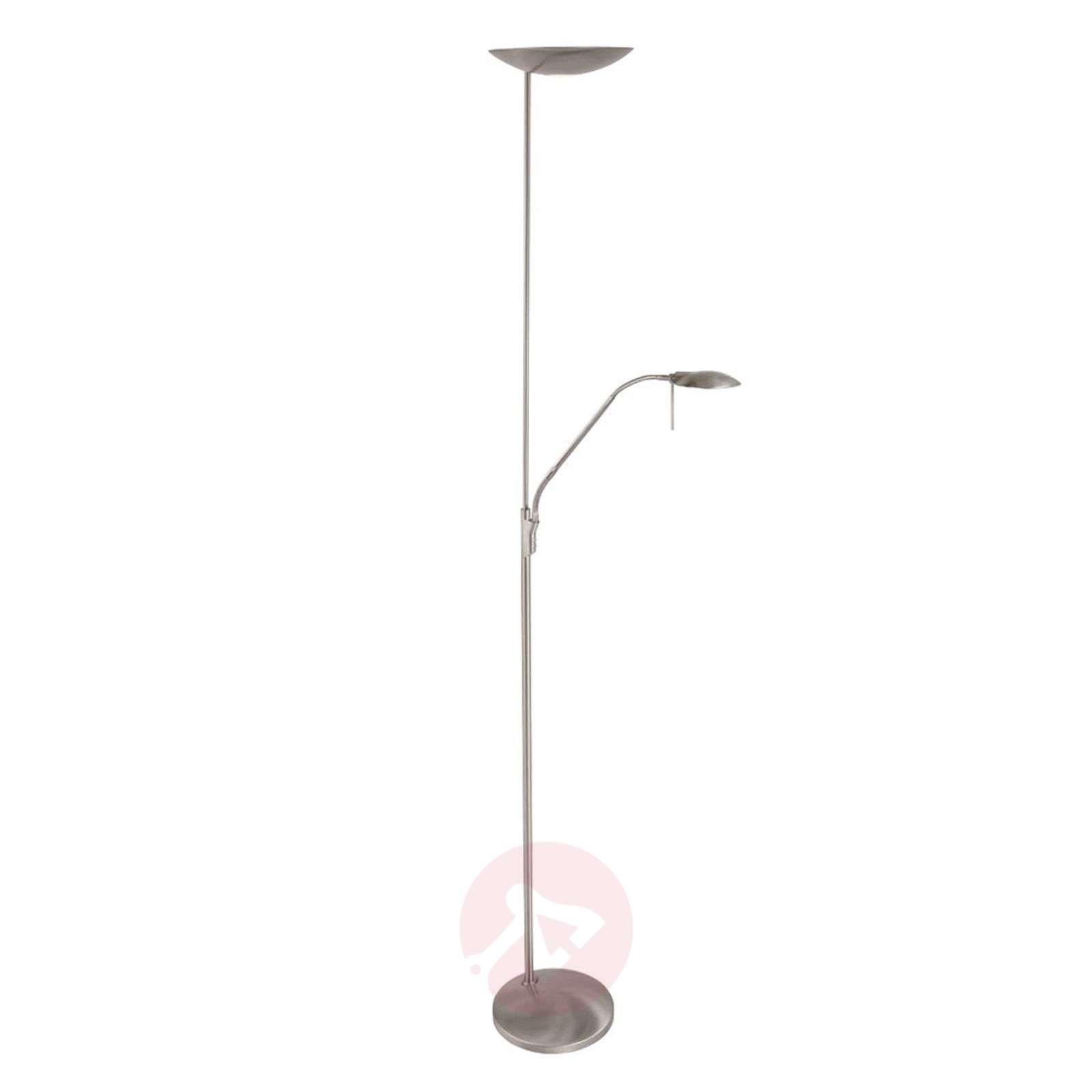 Led floor lamp tamara reading lamp dimmer steel lights led floor lamp tamara reading lamp dimmer steel 8509722 01 aloadofball Image collections