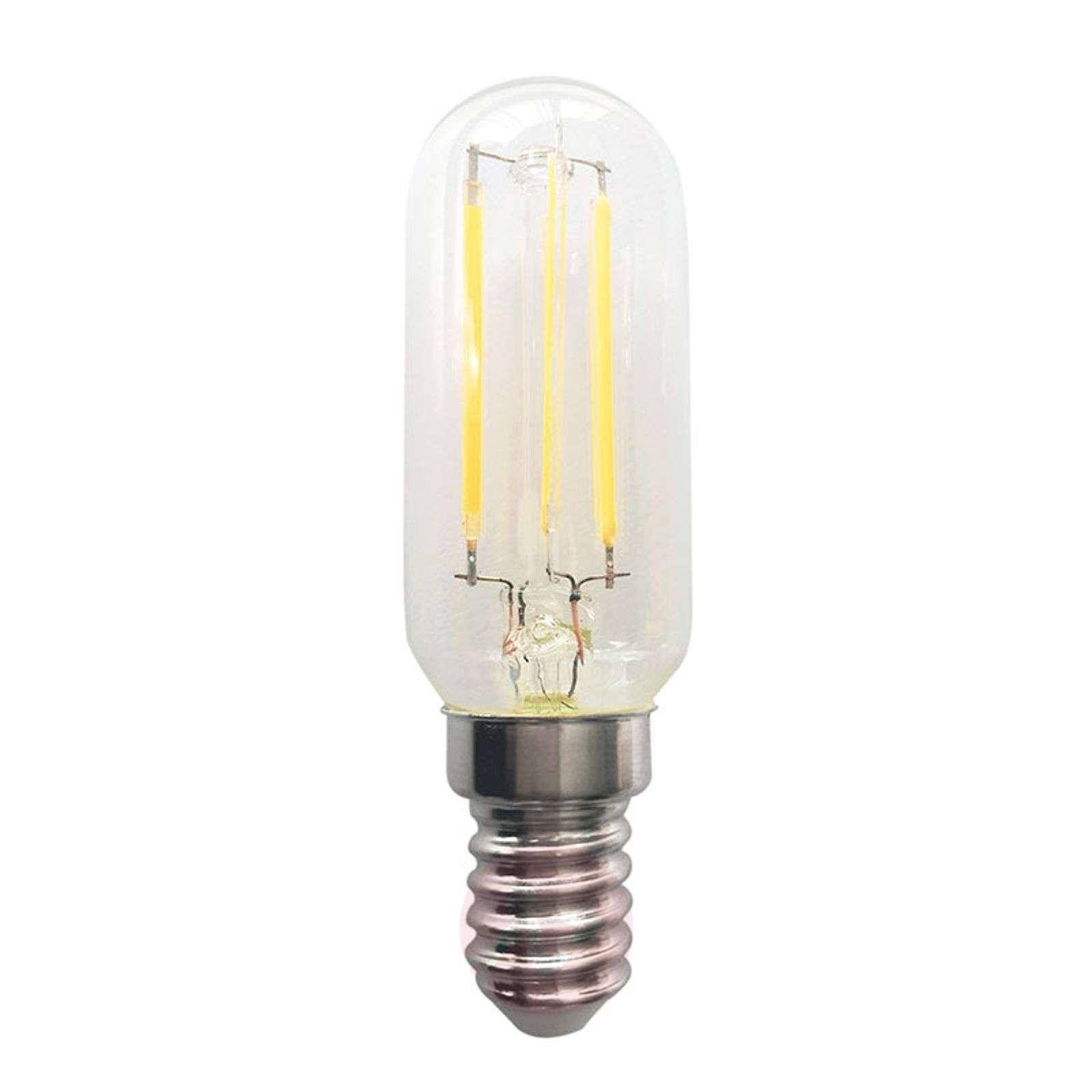 Led Fridge Bulb E14 4 W Classic Mini Filament Lights Ie