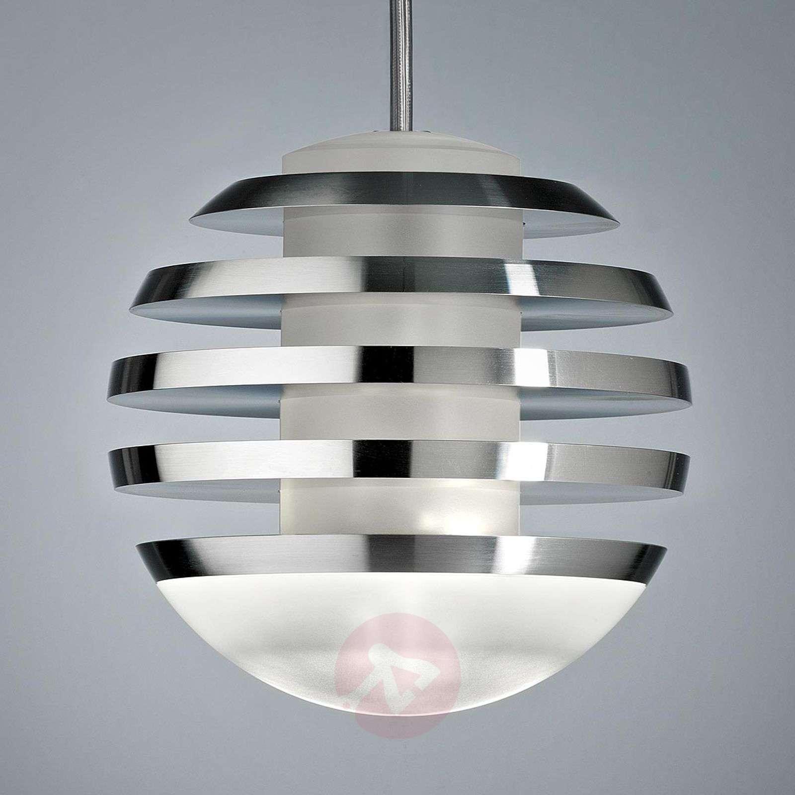 LED hanging light BULO, aluminium-9030129X-01