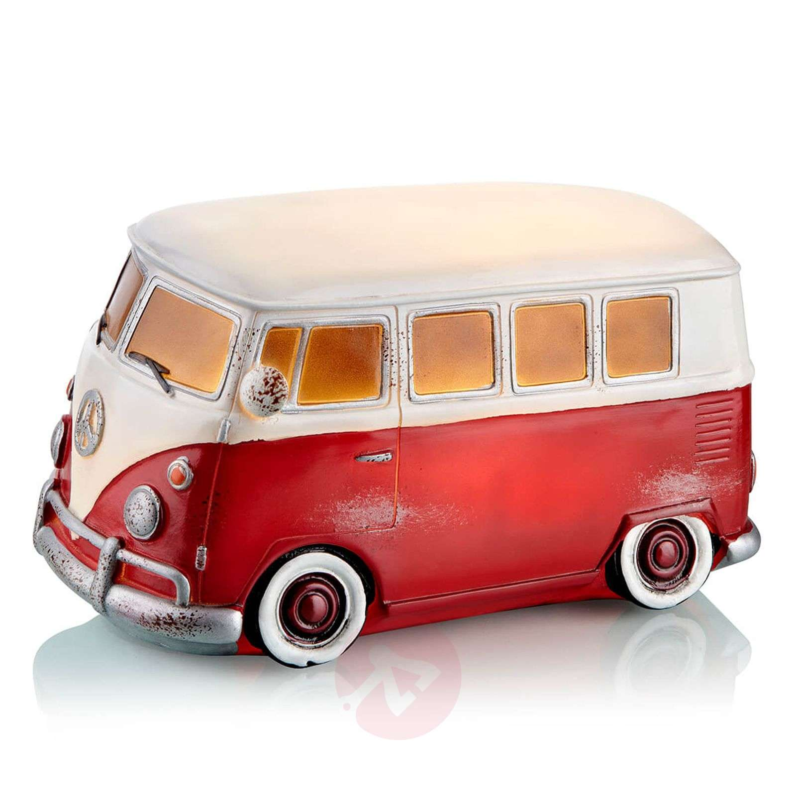 LED light Nostalgi in iconic VW bus design-6506164-01