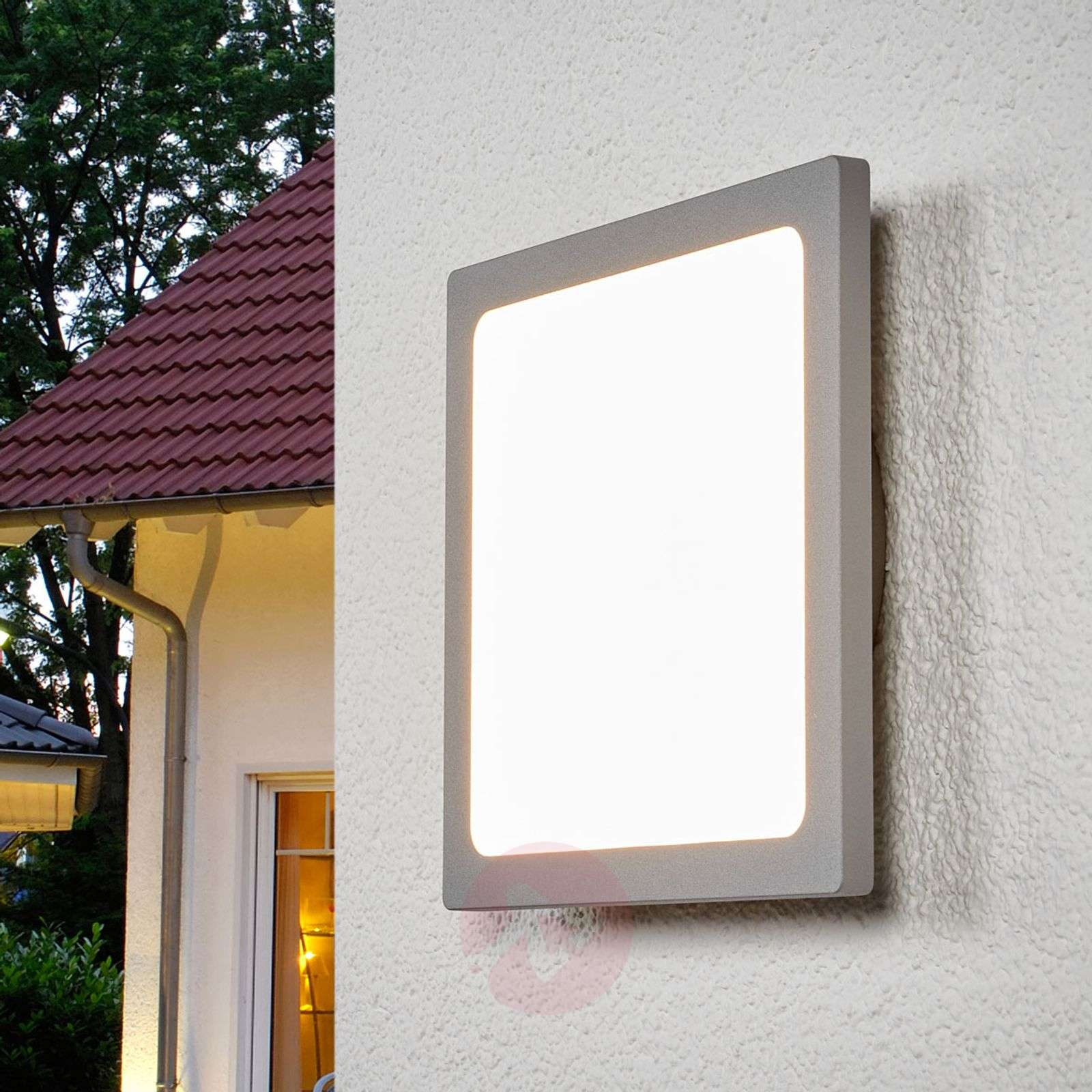 LED outdoor ceiling lamp Mabella, motion detector-9619109-03