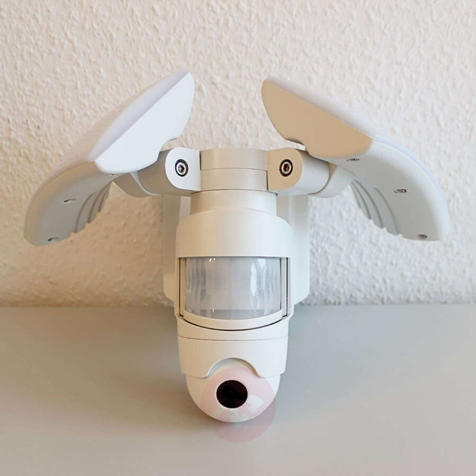 LED outdoor wall lamp Libra Cam with camera-3006509-01