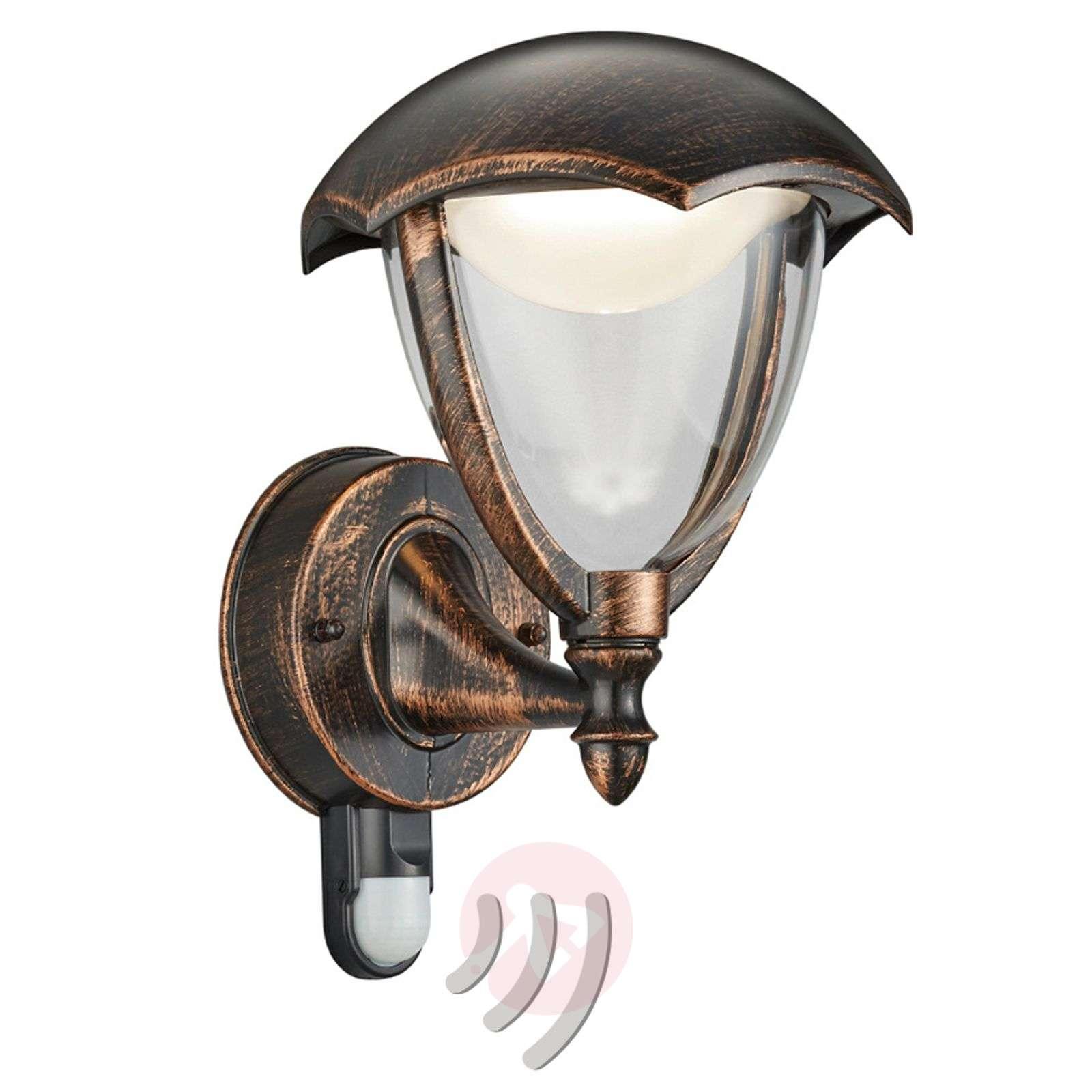LED outdoor wall light Gracht movement sensor-9005322-01
