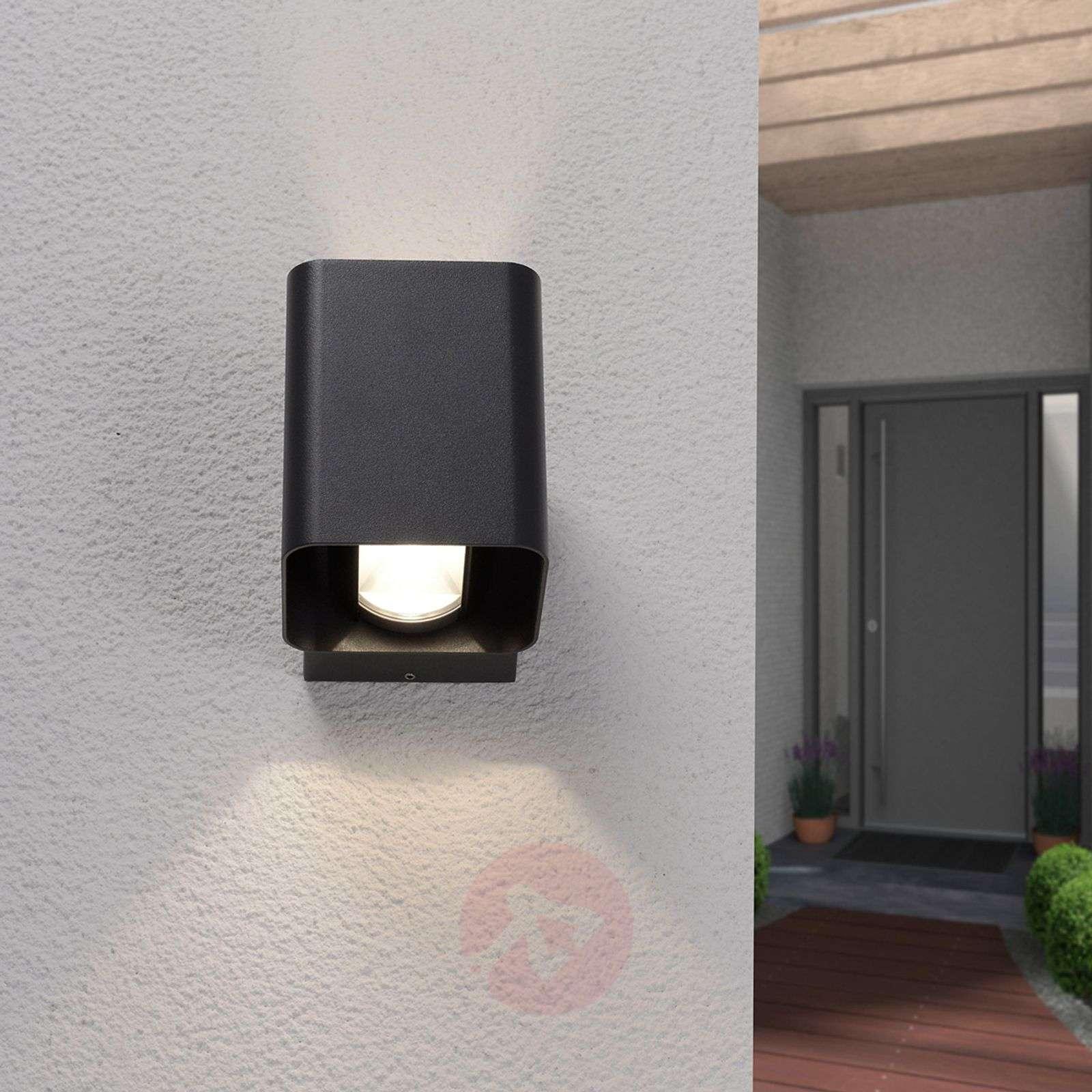 LED outdoor wall light Nikolas-9618062-01