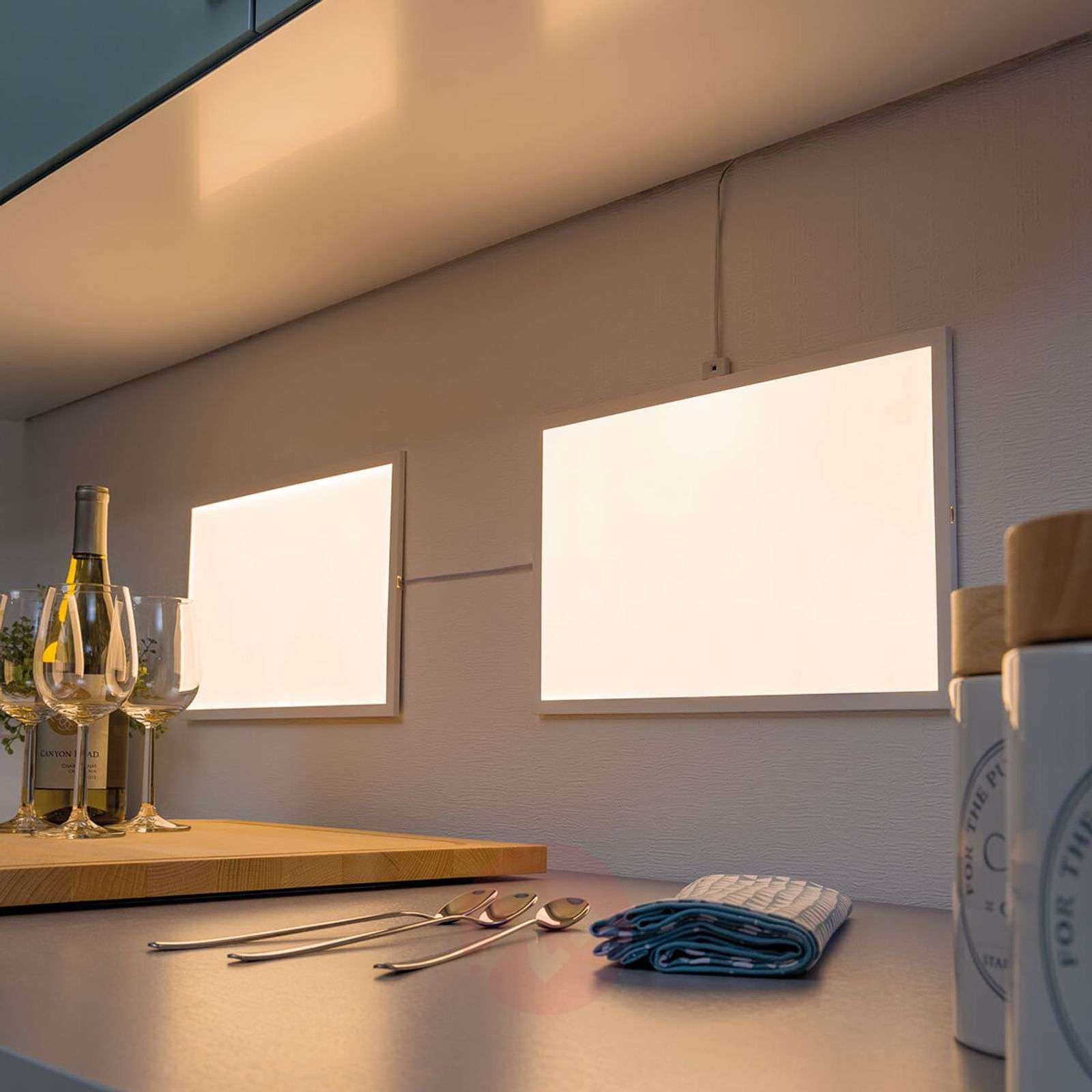 LED panel Glow with gesture control basic set-7600870-01