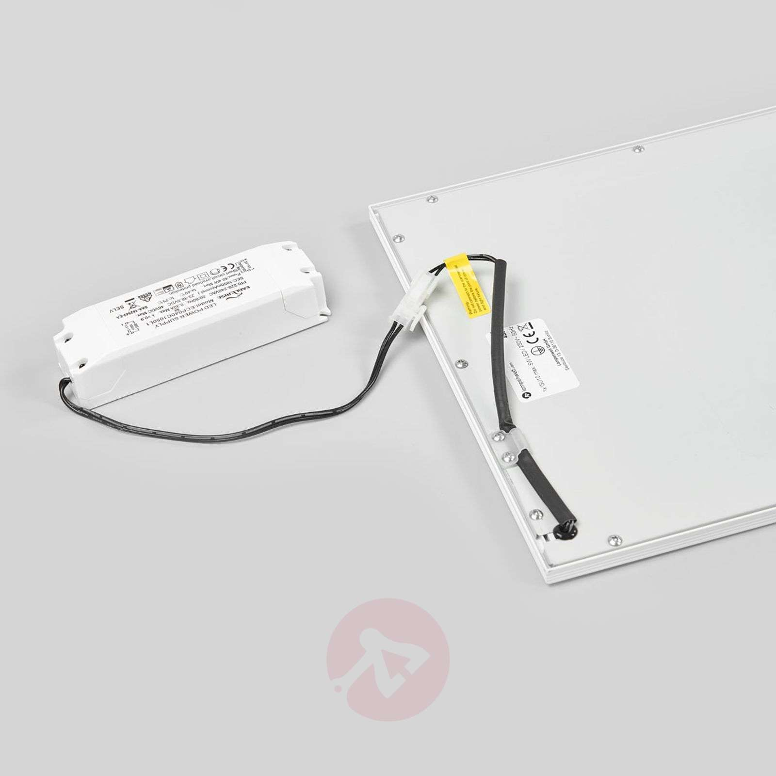 LED panel Inga, 119.5 cm 4,000K-9978080-011