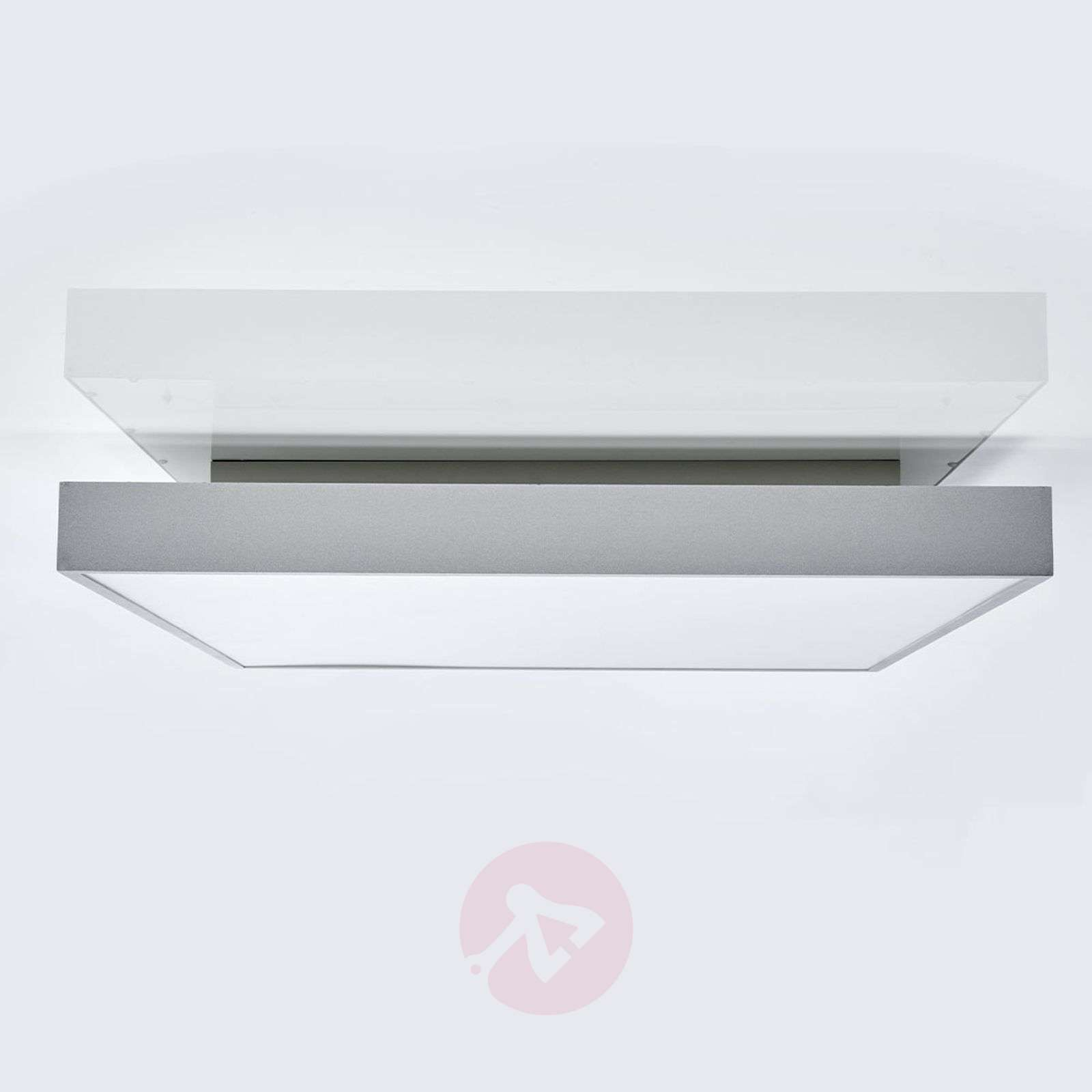 LED panel Vince with remote control, 60 x 60 cm-9956029-02