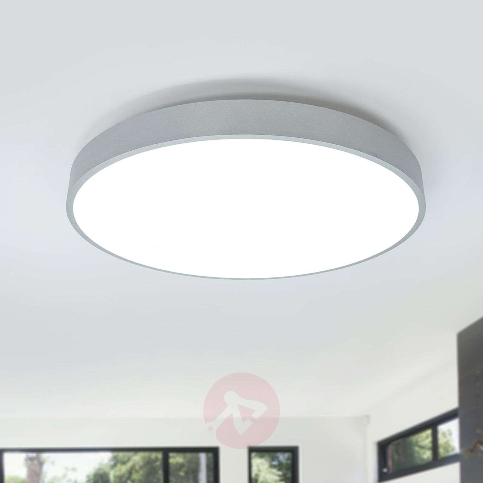 LED panel Vince with remote control diameter 60 cm-9956028-02