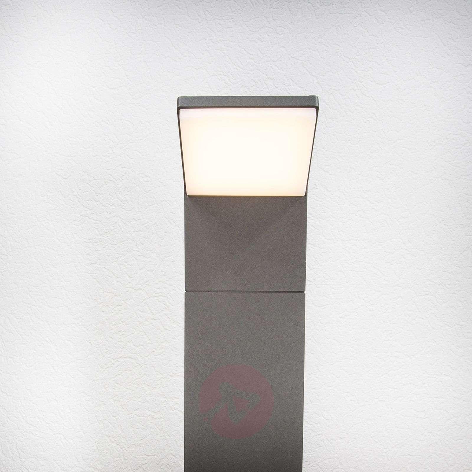LED path light Nevio, 60 cm-9619041-01