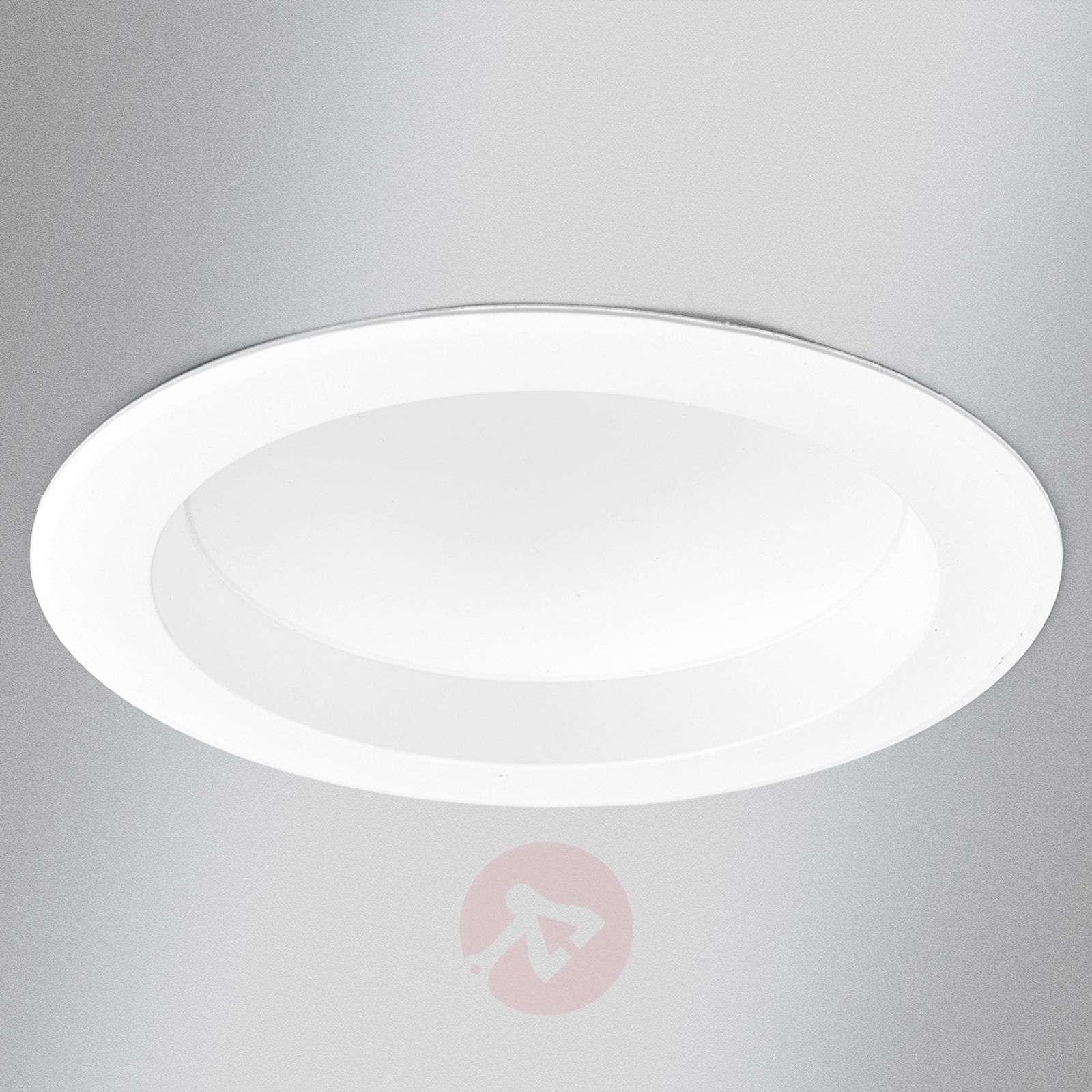 LED recessed ceiling light Arian, 17.4 cm, 15 W-9978011-03