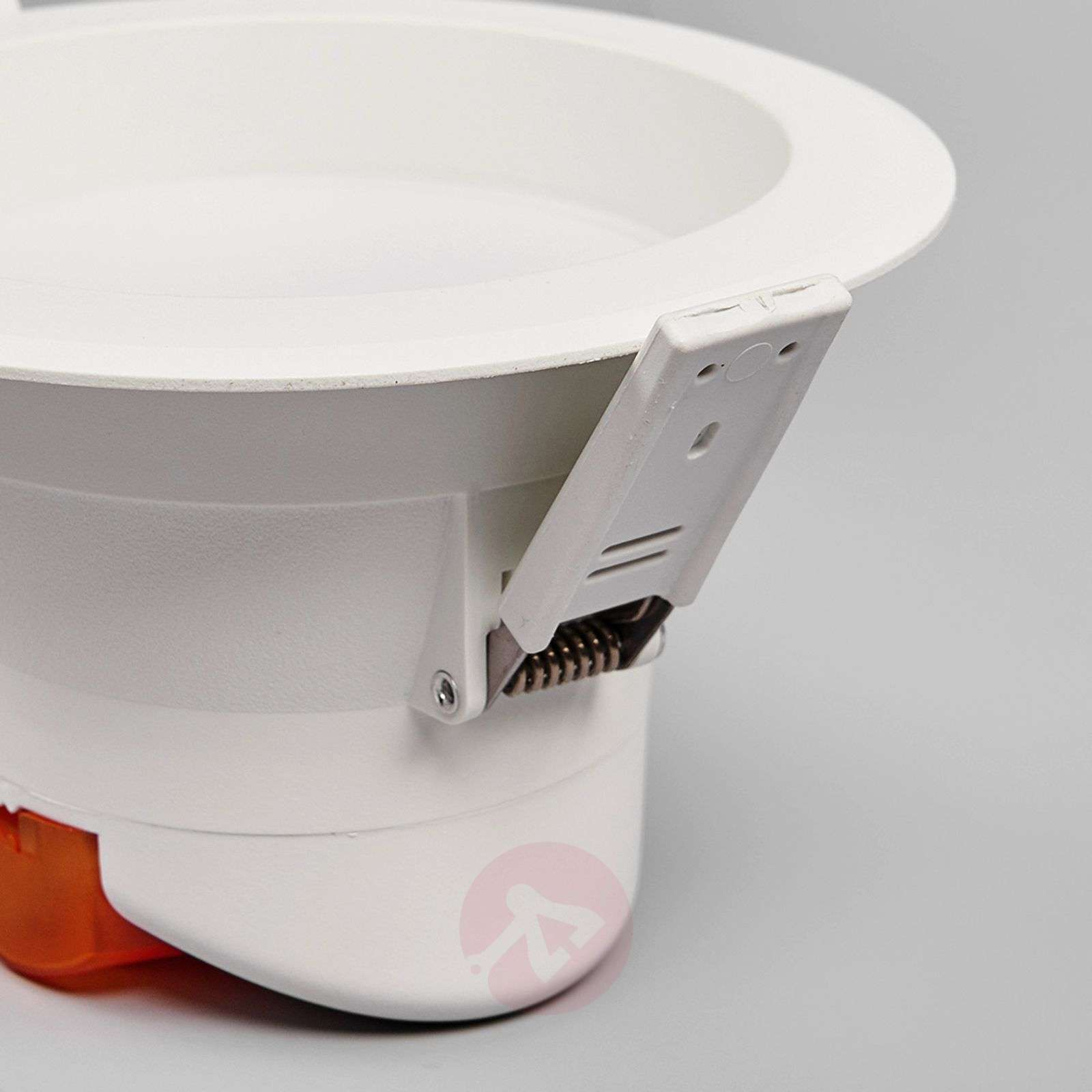 LED recessed spotlight Arian in white, 11.3 cm, 9W-9978009-03