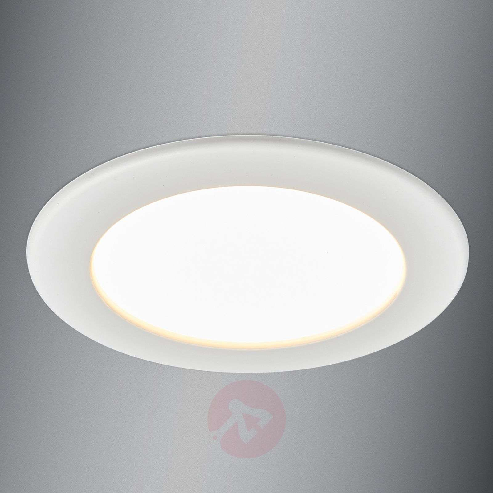 LED recessed spotlight Editha for bathrooms, 10.5W-9978014-012