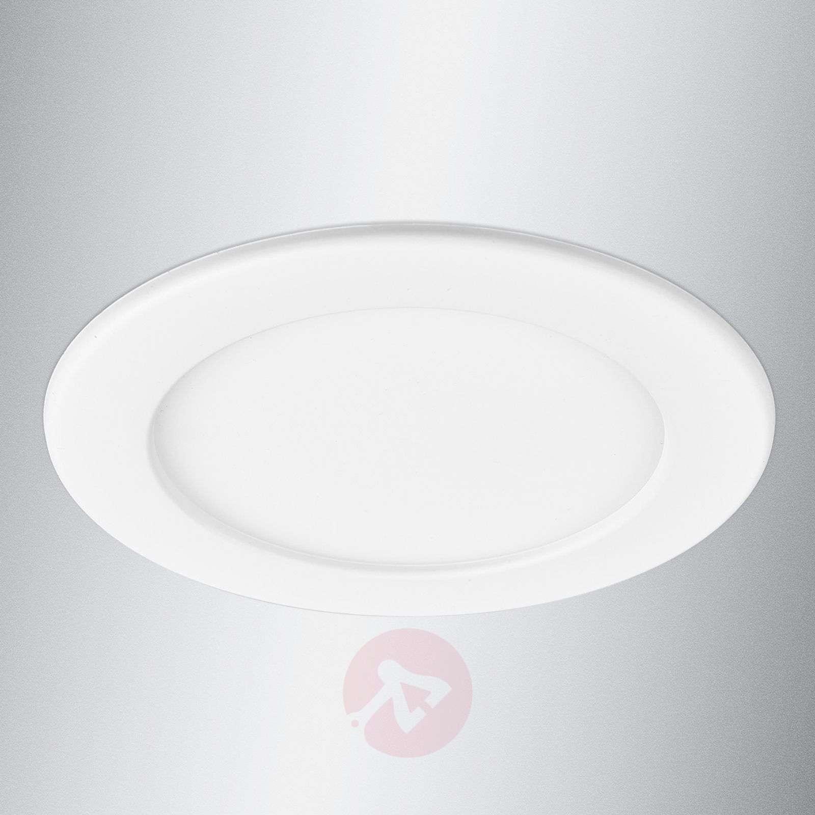 LED recessed spotlight Editha for bathrooms, 10.5W-9978014-012