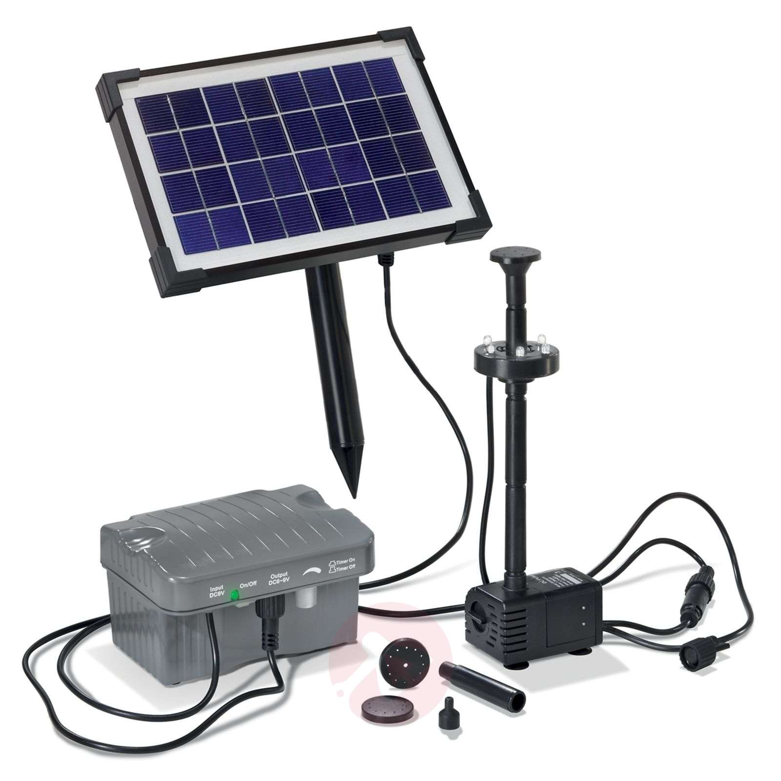 LED solar pump system Palermo-3012127-01