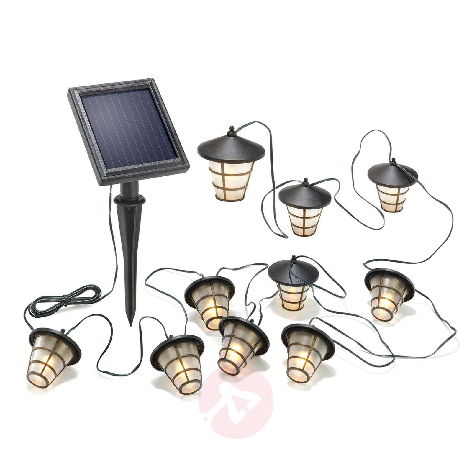 LED solar string light Asia Style-3012238-01