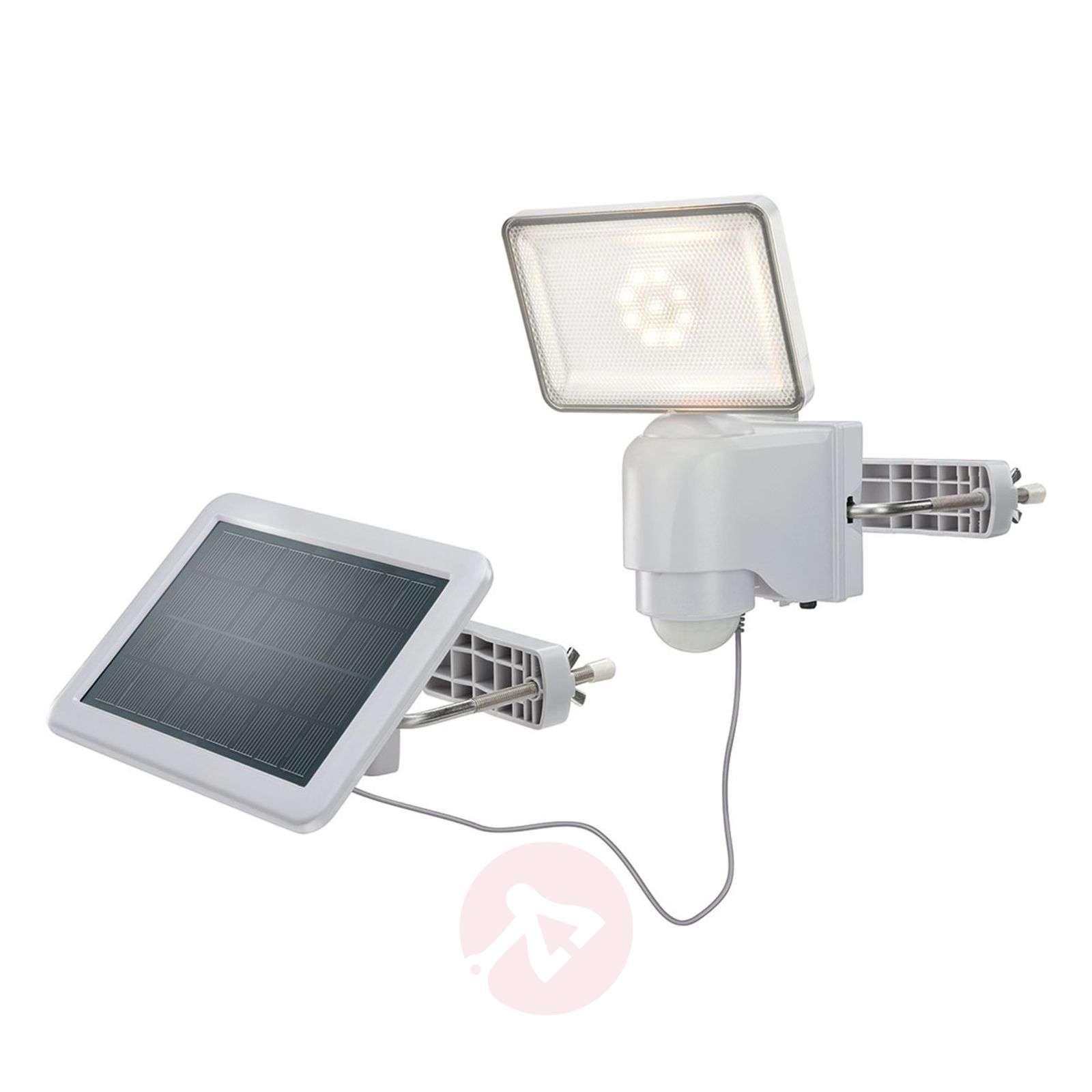 LED solar wall spotlight Power, 500 lm, IR sensor-3012555-01