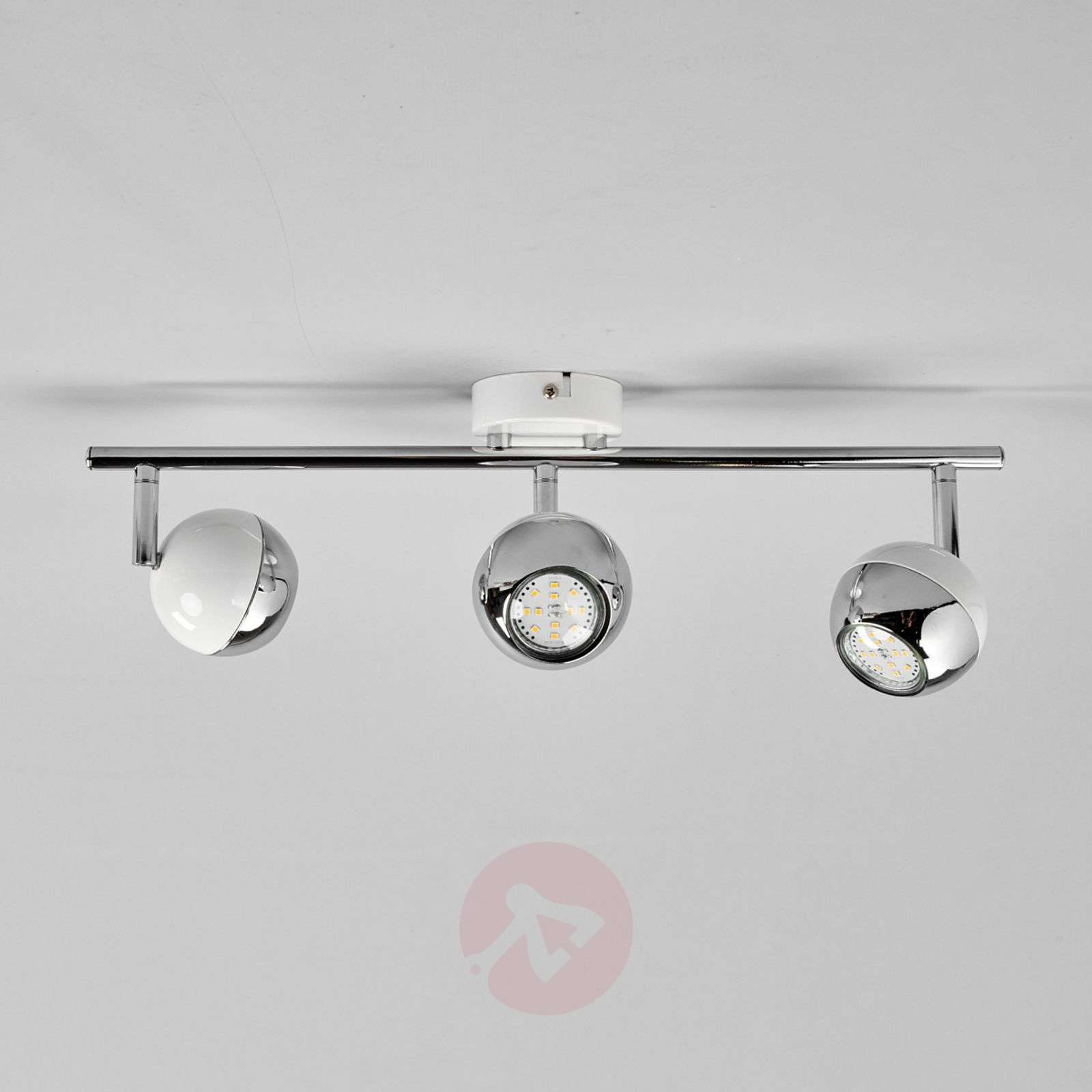 LED spotlight Arvin with three lamp heads-9970114-03