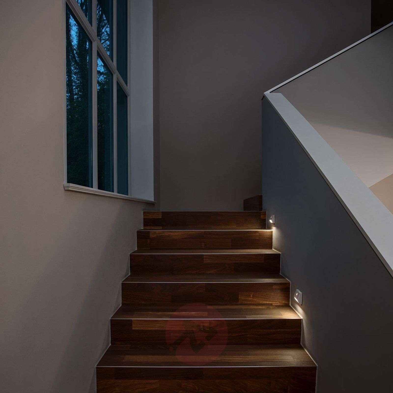 Stair Railing Light: LED Stair Light Nightlux Stair With Sensor