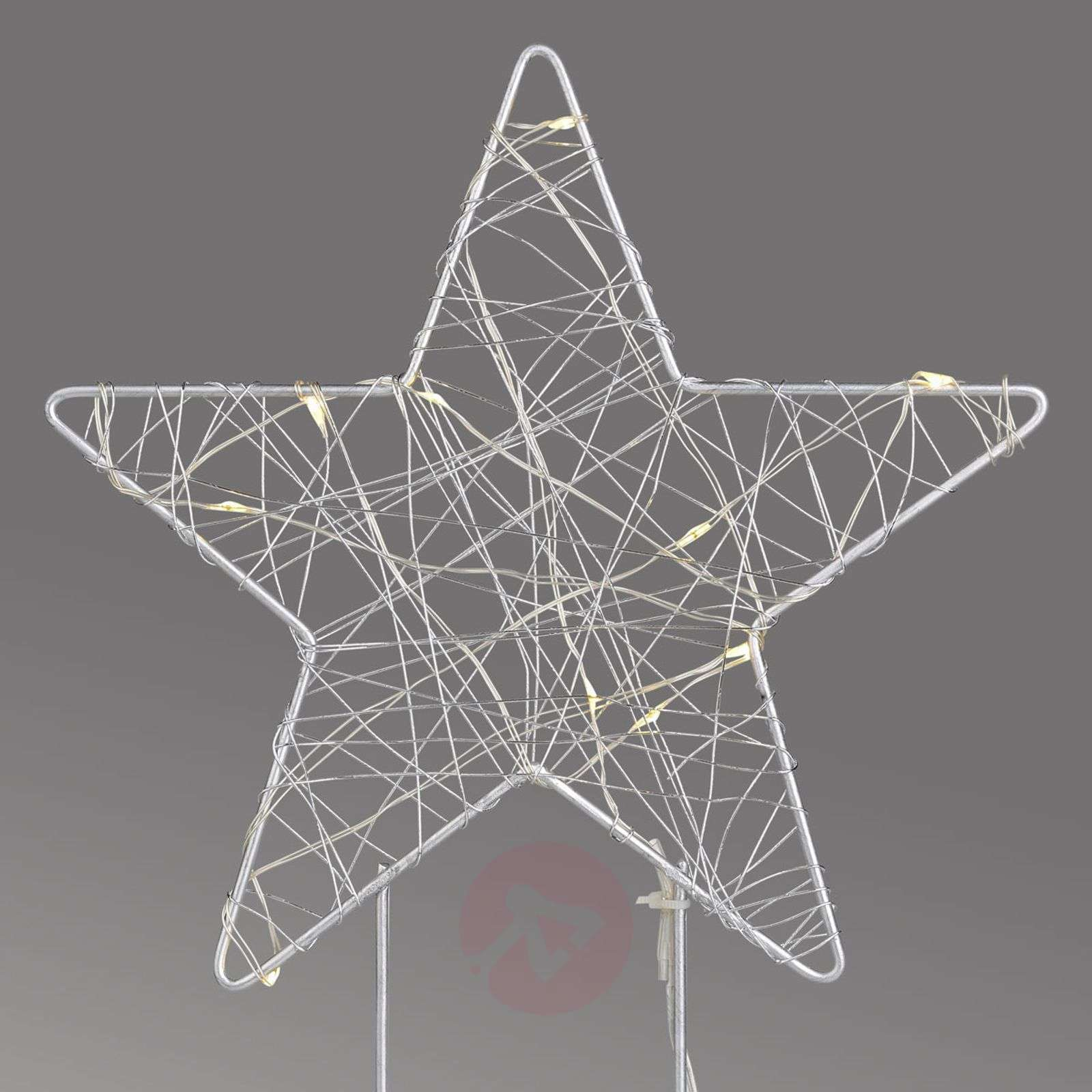 LED star for flower ports Gardener-6507456-01