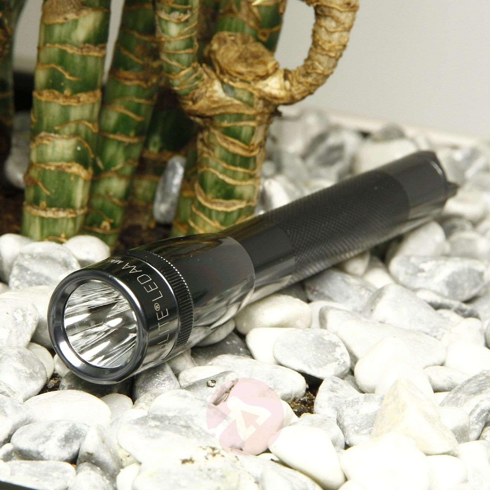 LED torch Mini-Maglite, titanium-6535049-01