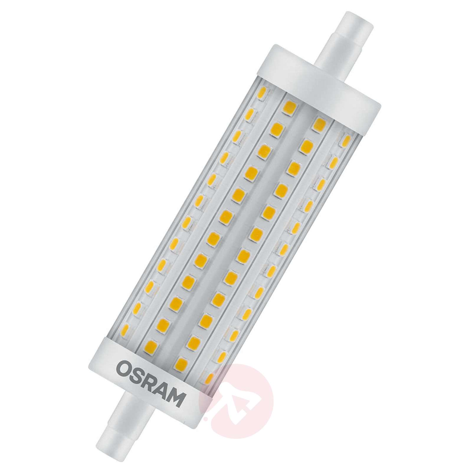 LED tube lamp R7s 15W, warm white, dimmable-7262073-01