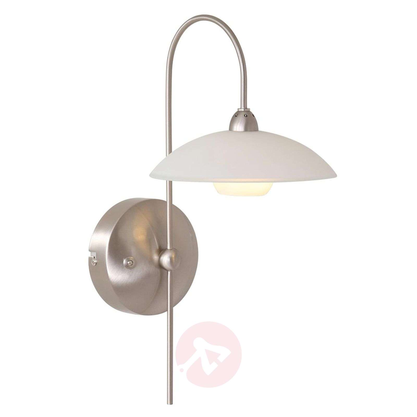 Led wall light monarch 1 bulb with push dimmer lights led wall light monarch 1 bulb with push dimmer 8509739 01 aloadofball Image collections