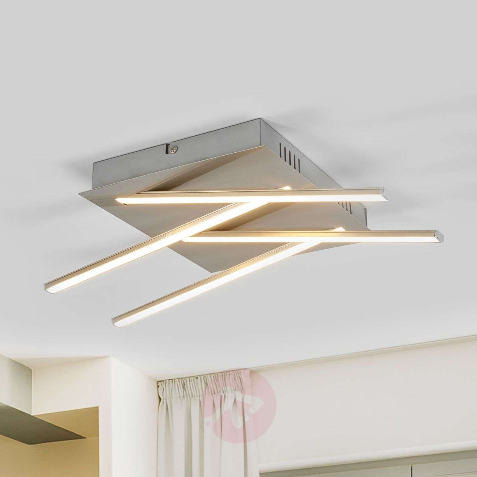 Lenhard LED ceiling lamp with interesting design-9985063-02