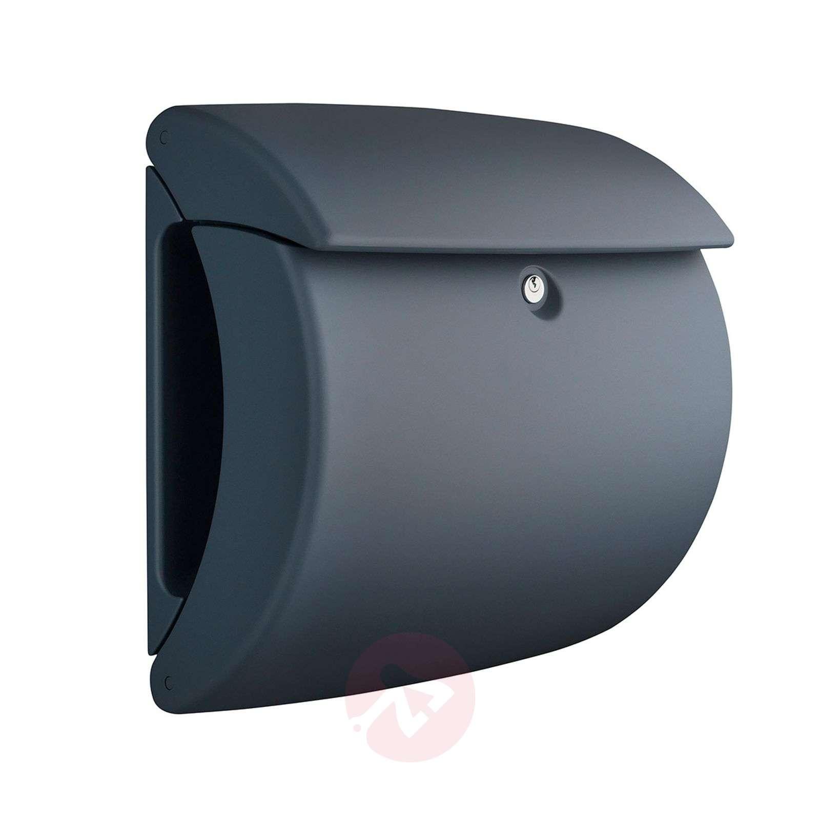 Letter box Pearl 886 granite-1532130-01