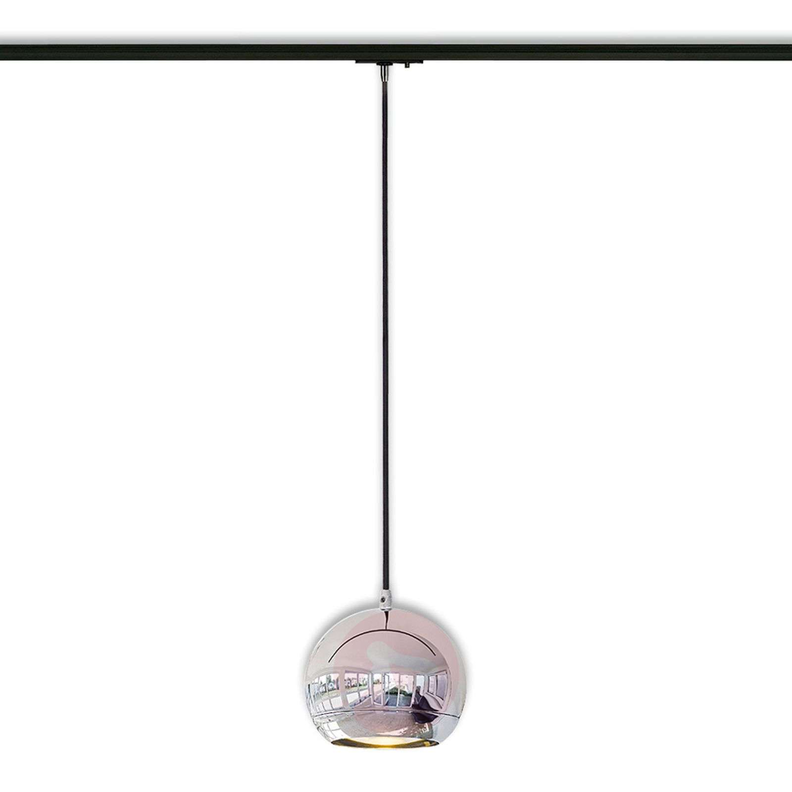 track pendant lighting. Light Eye Chrome Pendant For Track Lighting-5504535-01 Lighting 4