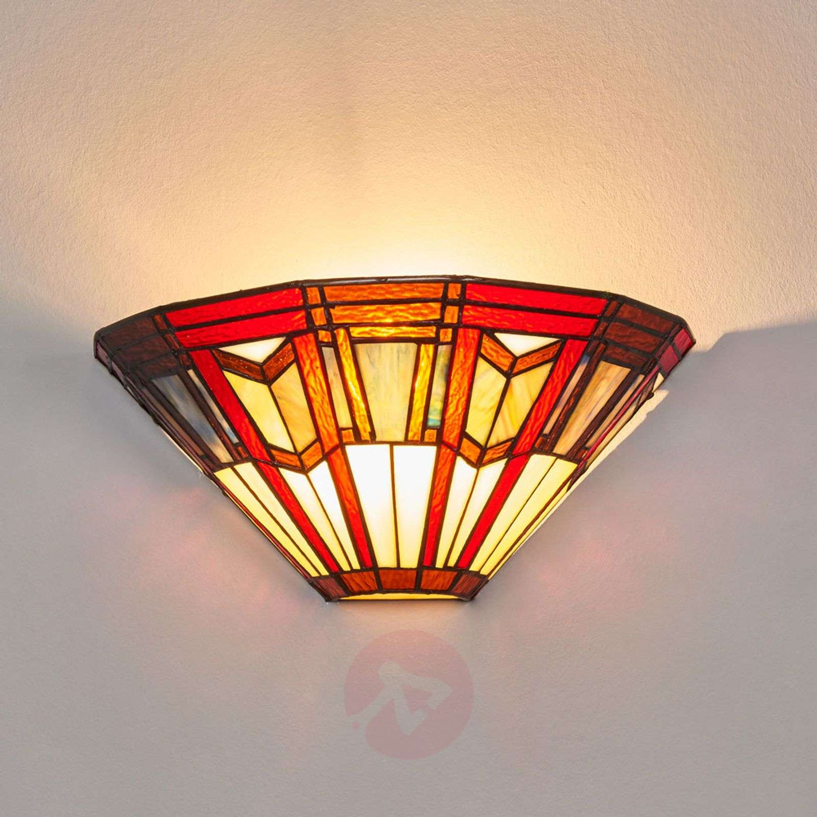 LILLIE wall light in Tiffany style-1032024-01