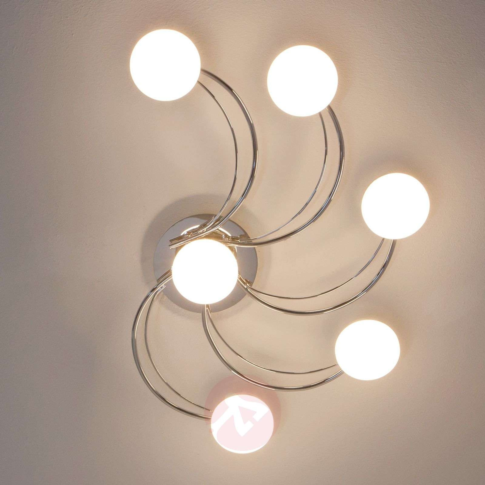 Lillith ceiling light with powerful LEDs-9981020-01