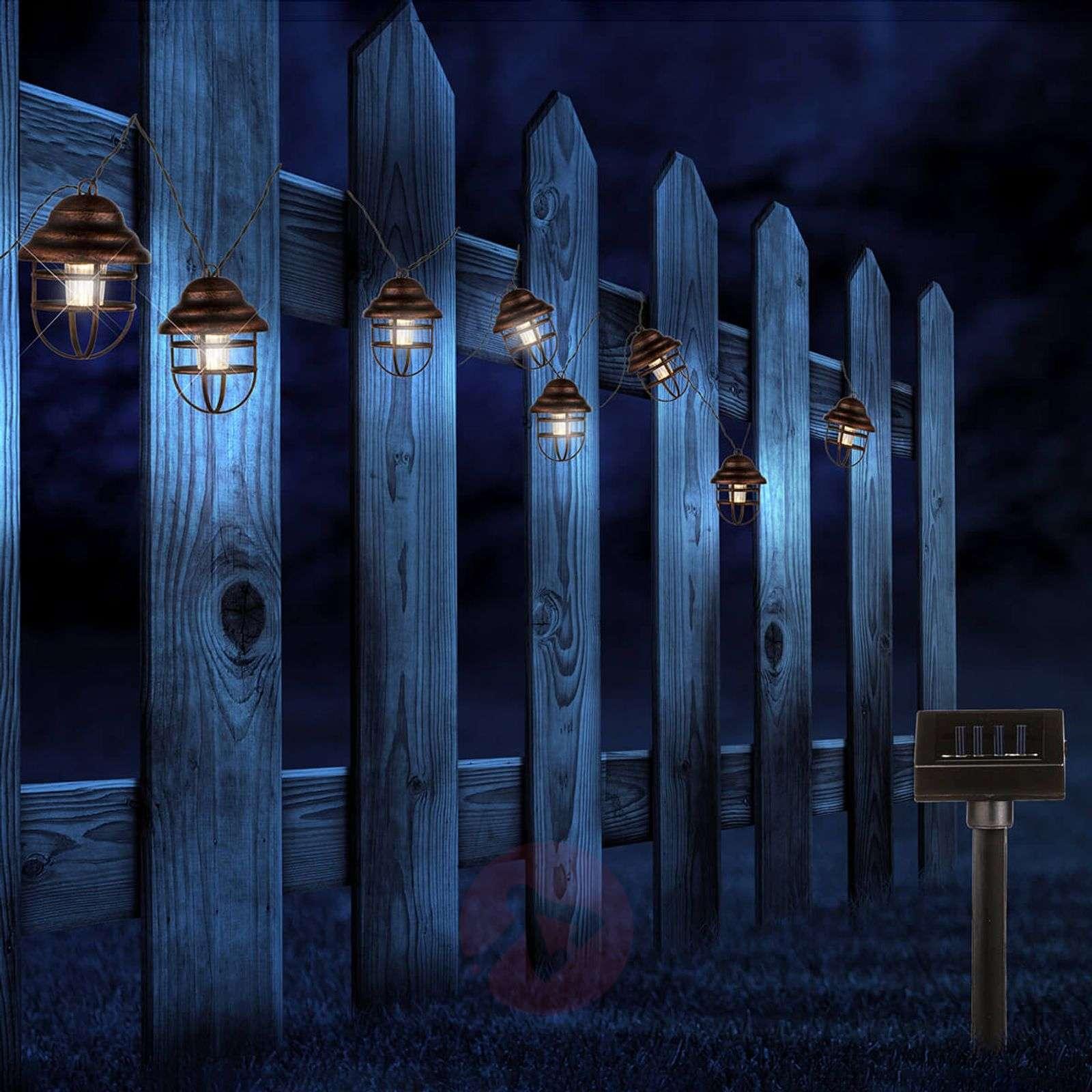Lina solar string lights with 8 lanterns-4014938-01