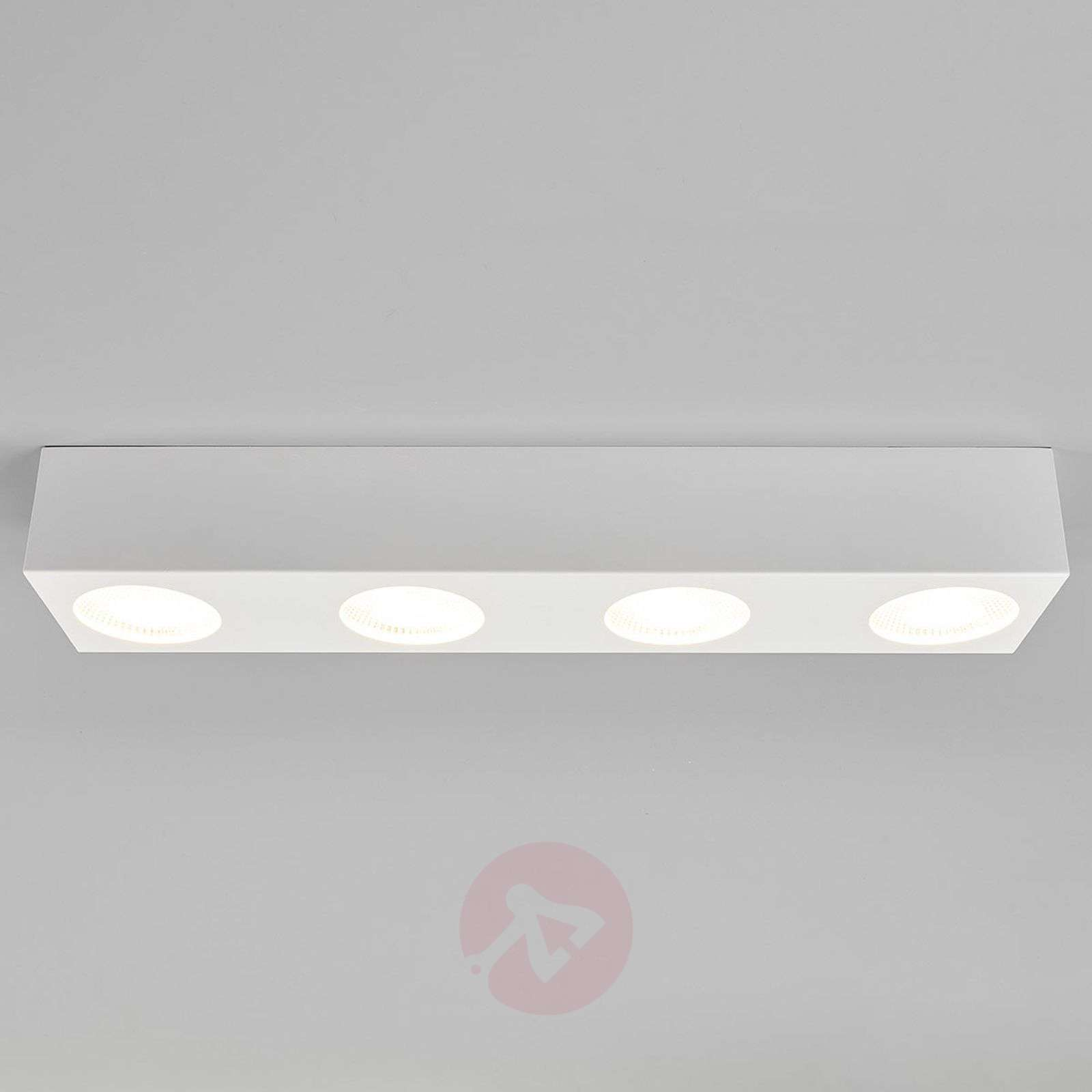 Linear Easydim LED ceiling lamp Sonja, four-bulb-1558144-02