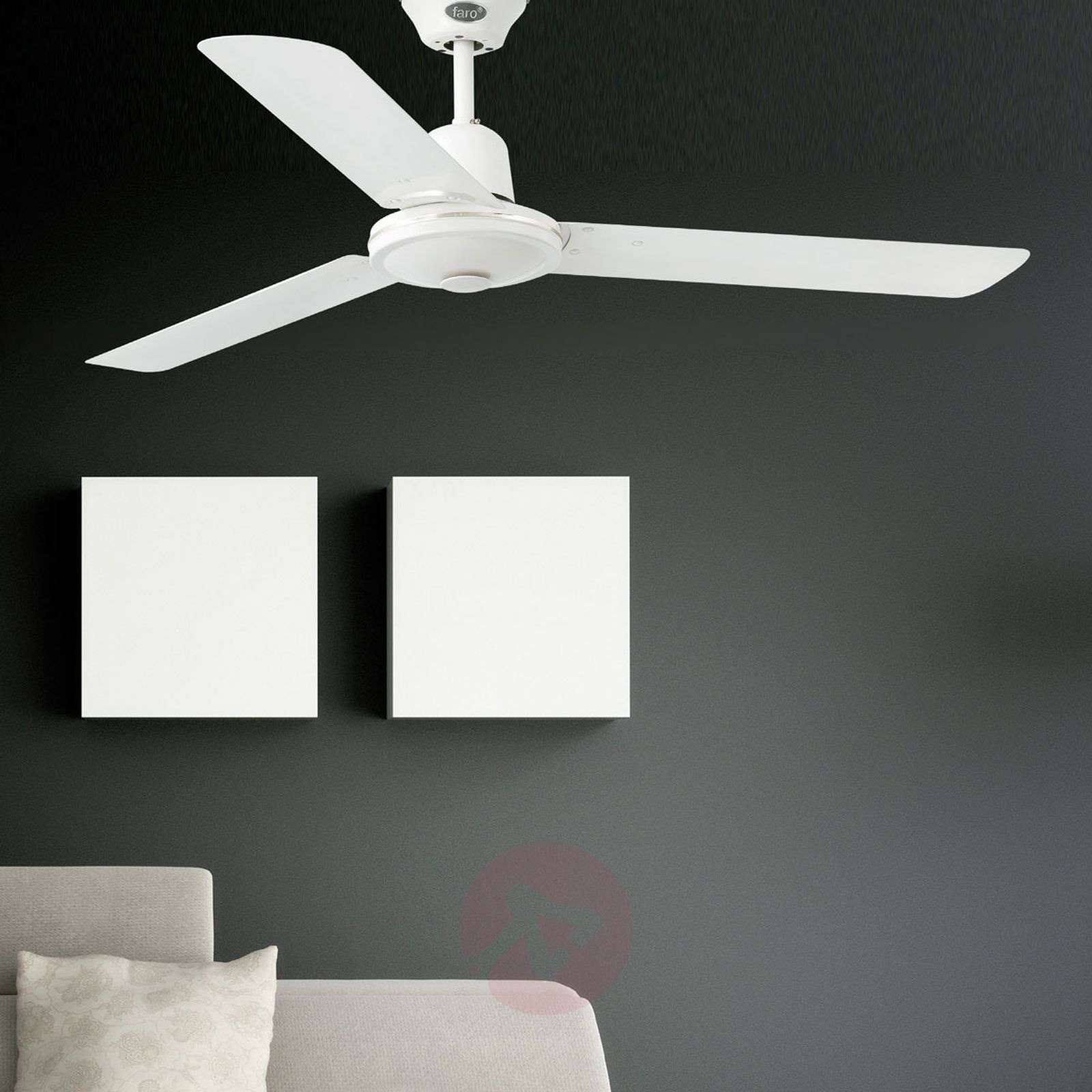 Linear ECO INDUS white ceiling fan-3506062-01