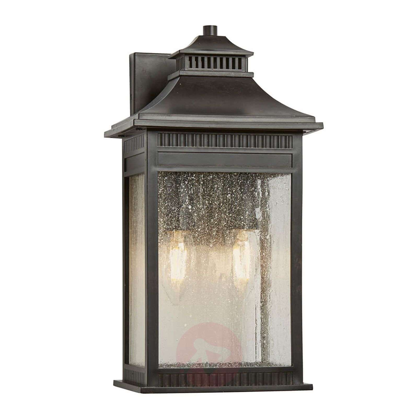 Livingston medium robust outdoor wall lamp-3048826-01