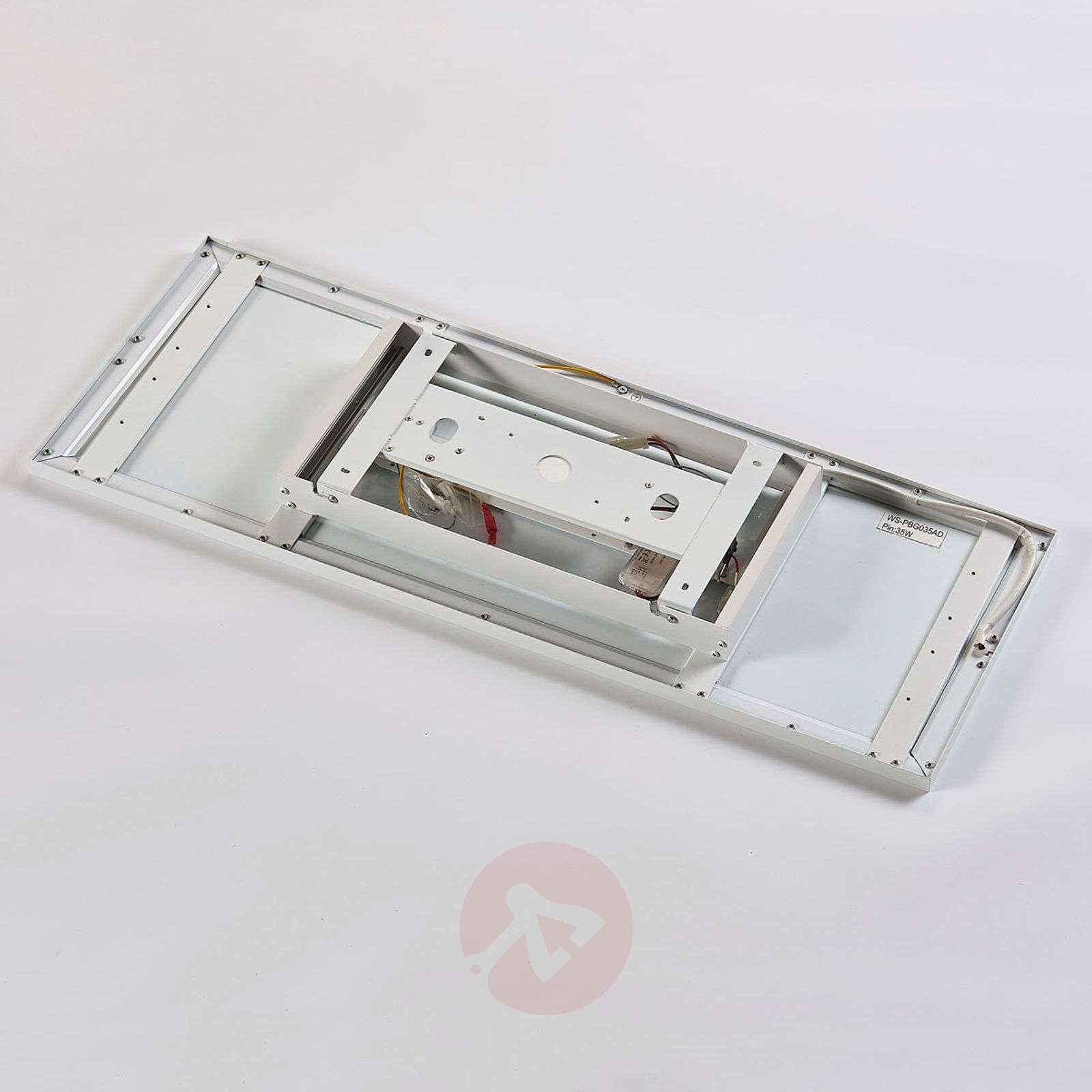 Long LED ceiling lamp Philia, var. luminous colour-9621213-03