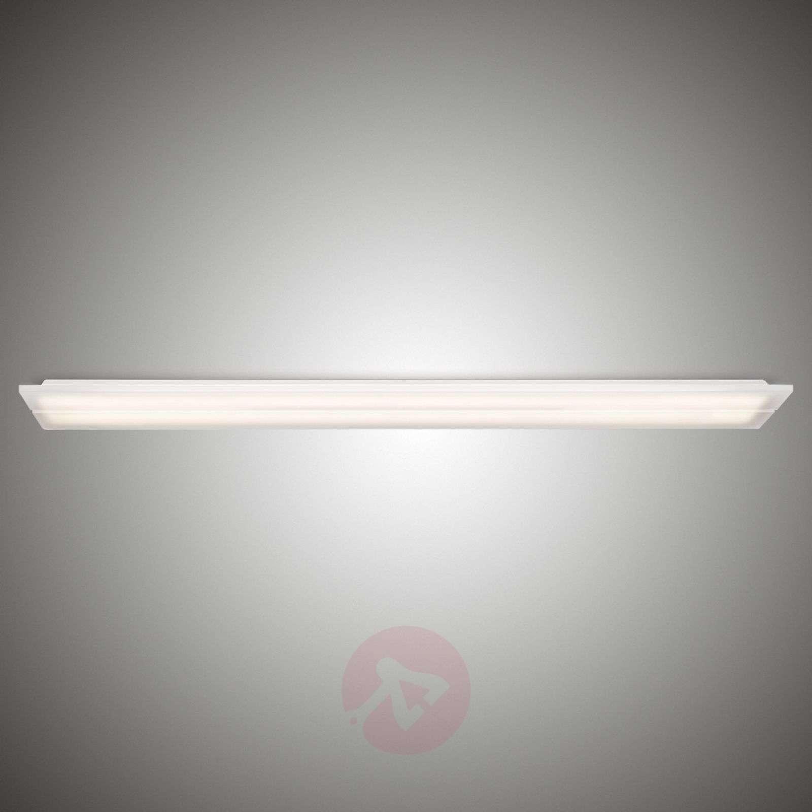 Long led ceiling light kite 128 cm lights.ie
