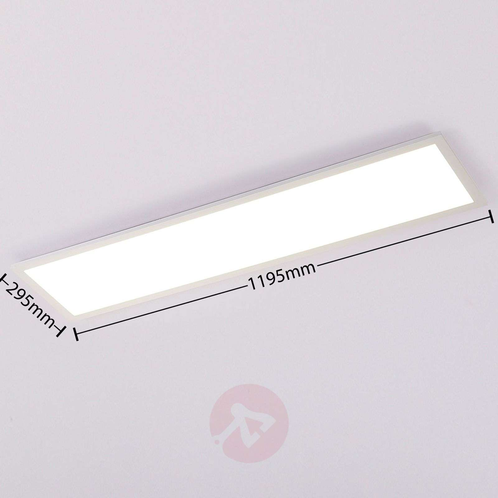 Long LED panel Lysander, variable luminous colour-9621552-01