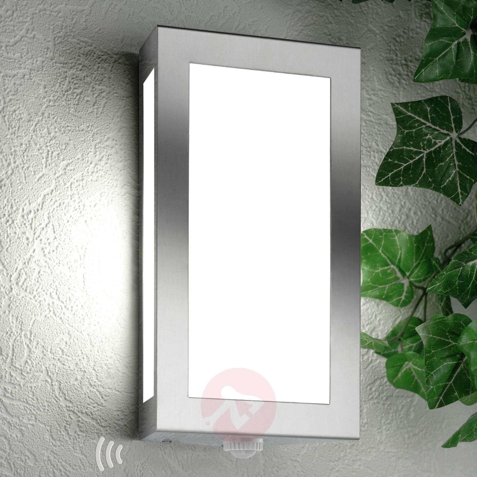 Long Rectangular External Wall Lamp-2011006X-02