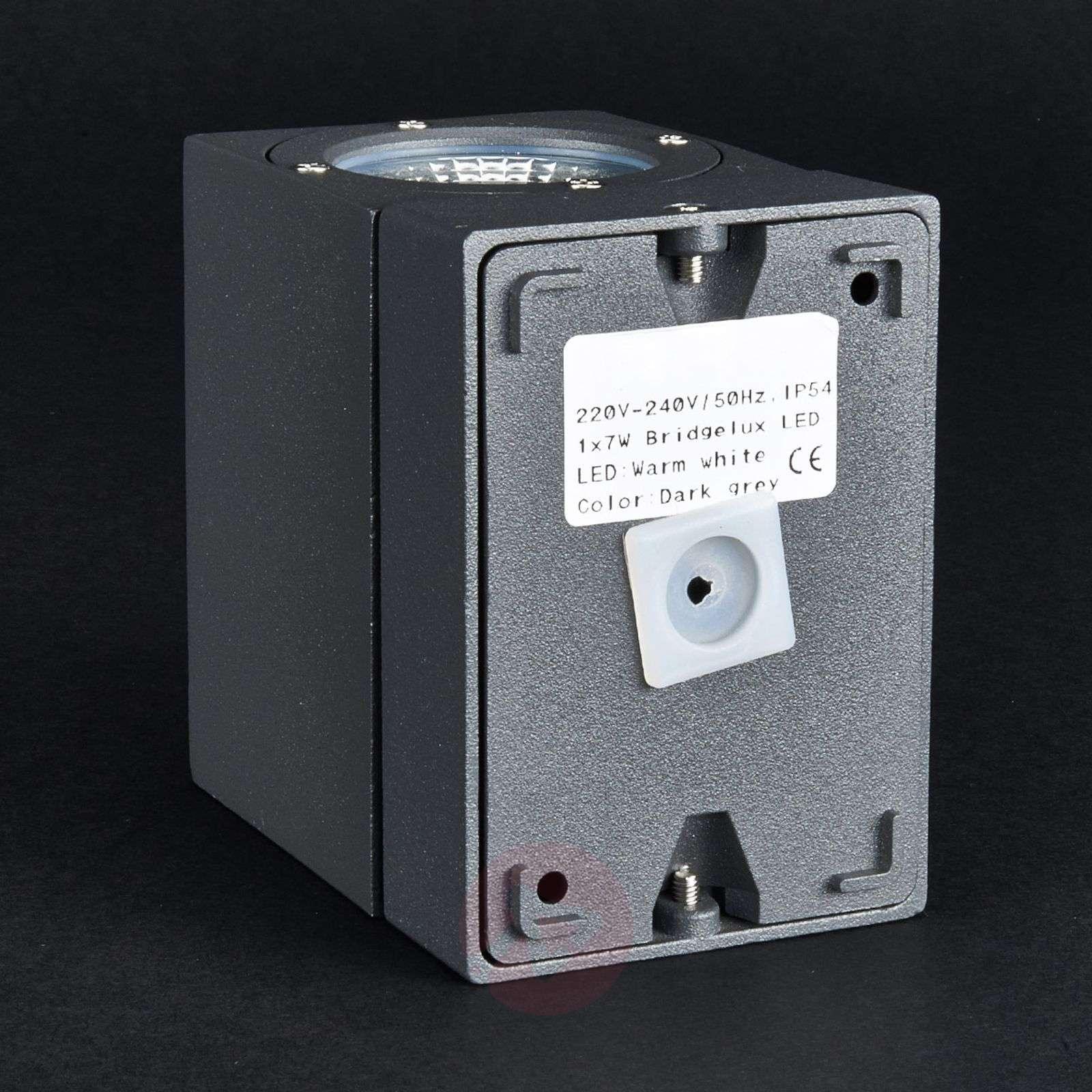 Lorik flexible LED outdoor wall lamp-9618001-01