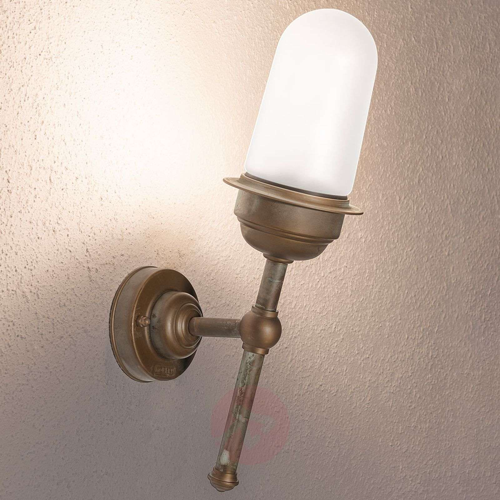 Lovely outdoor wall light Rosalie seawater-res.-6515221-01