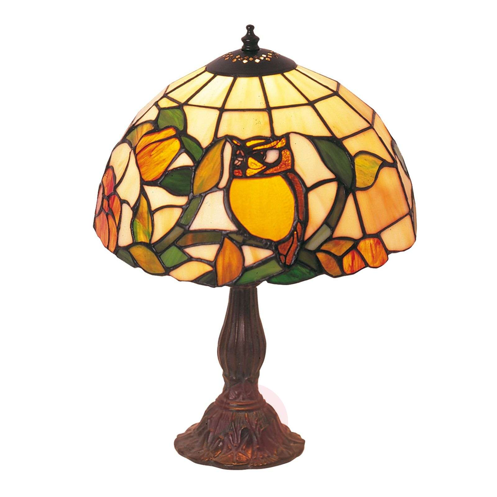 Lovely patterned table lamp Lenea-1032344-01